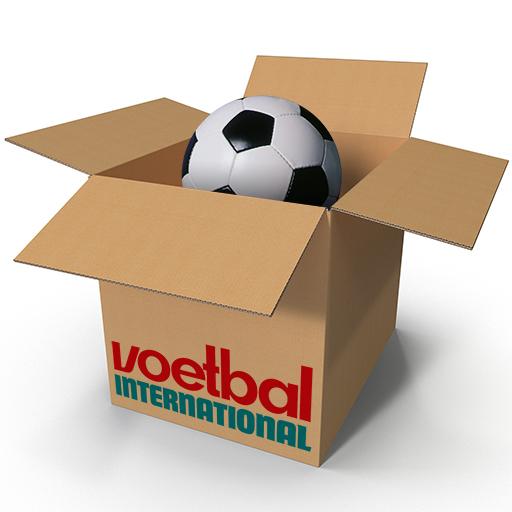 Graphic Voetbal International verhuisbericht