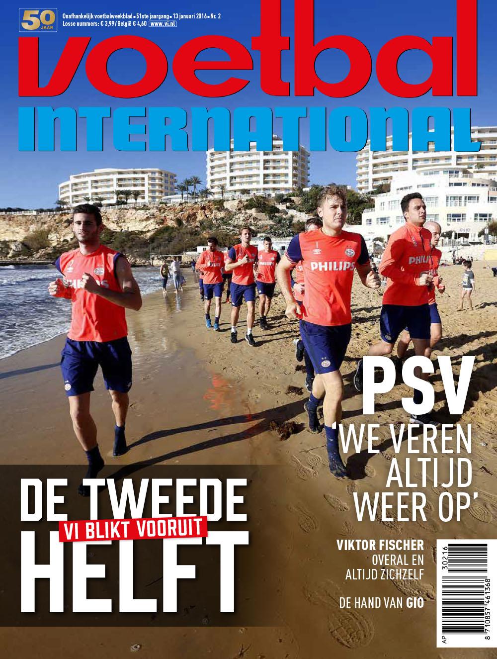 Cover VI 02-2016 Eindhoven