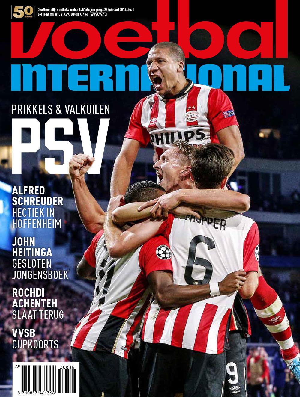 Cover VI 08-2016 Eindhoven