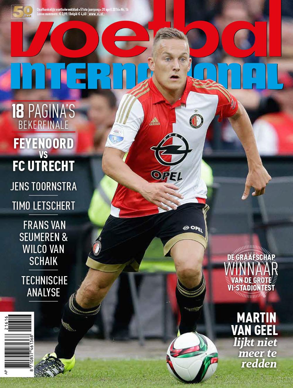 Cover VI 16-2016 - Rotterdam