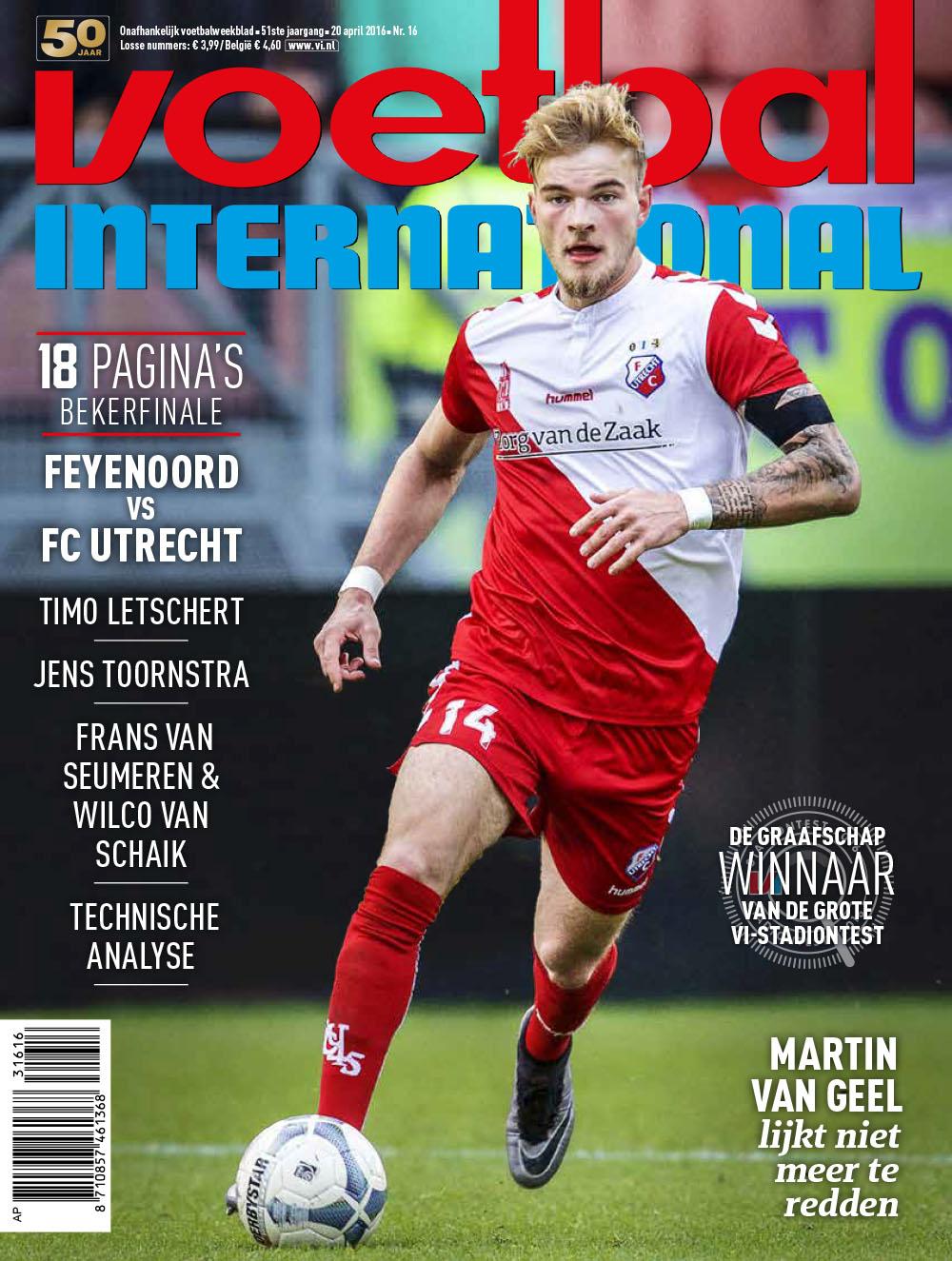 Cover VI 16-2016 - Utrecht