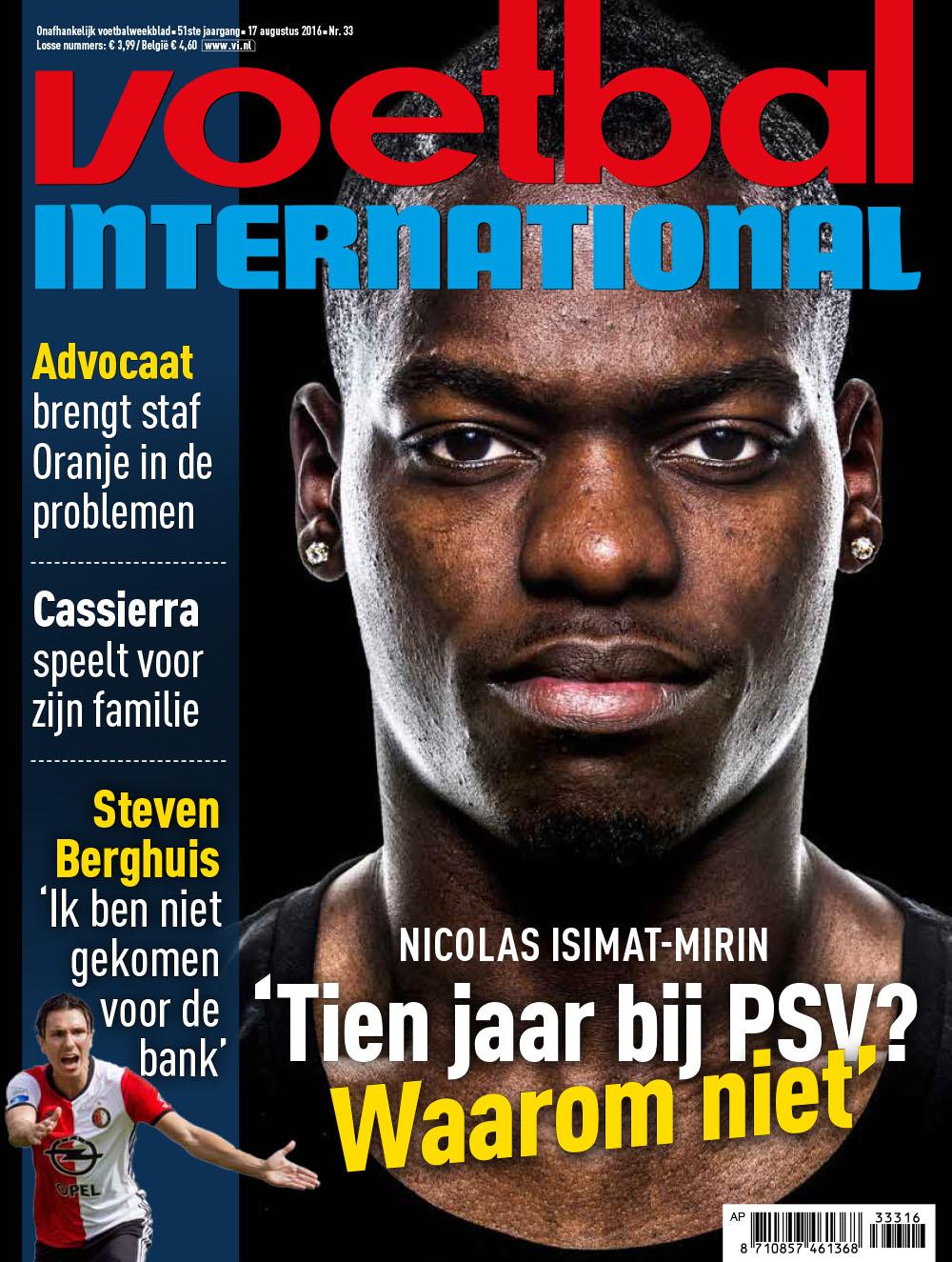Cover VI 33-2016 - Eindhoven