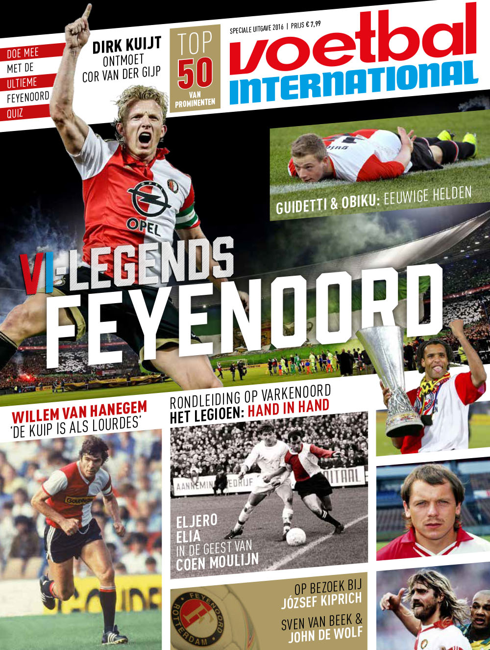 Cover VI Feyenoord special 2016