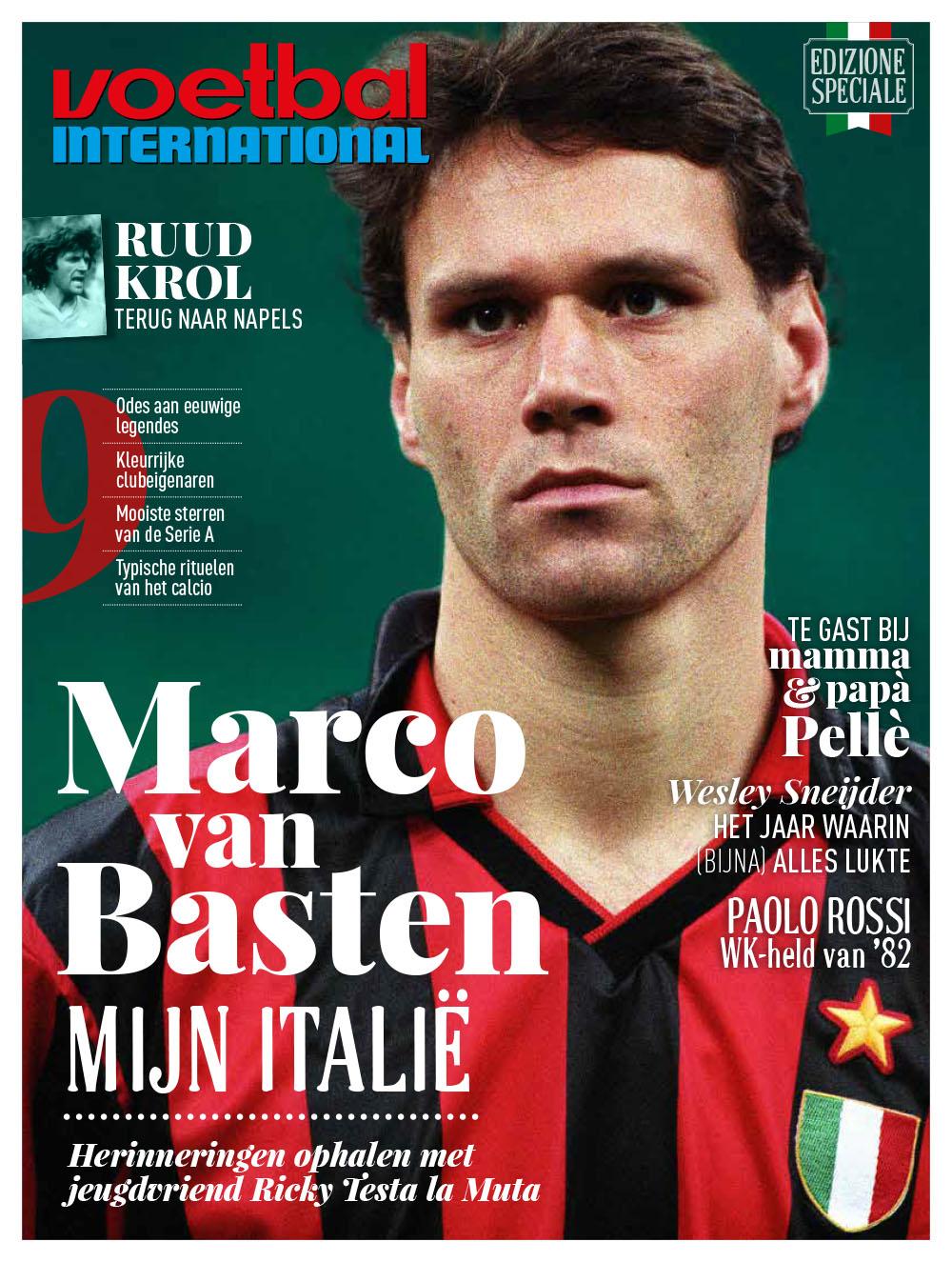 Cover VI Italië special 2016