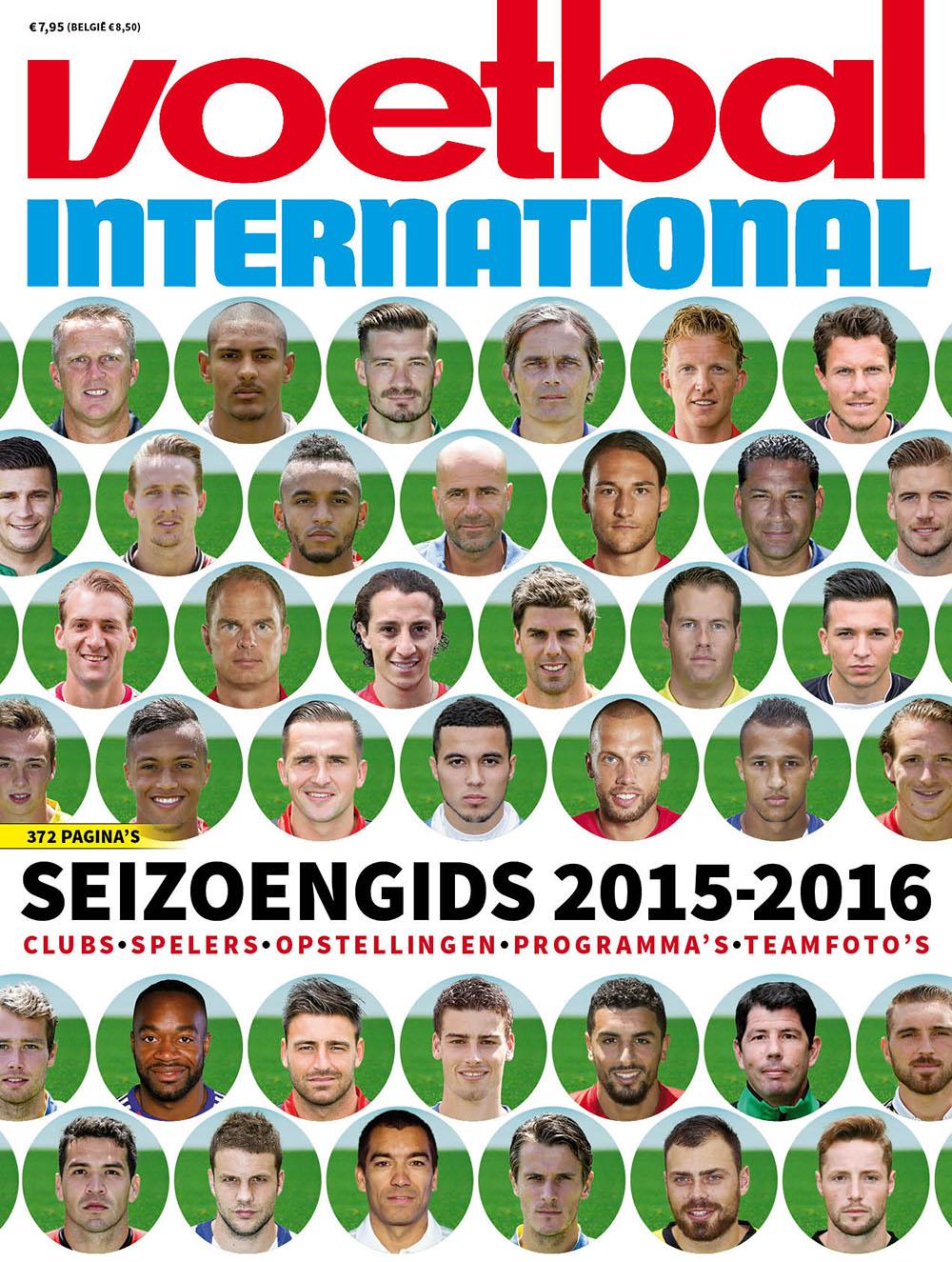 Cover VI seizoengids 2015-2016