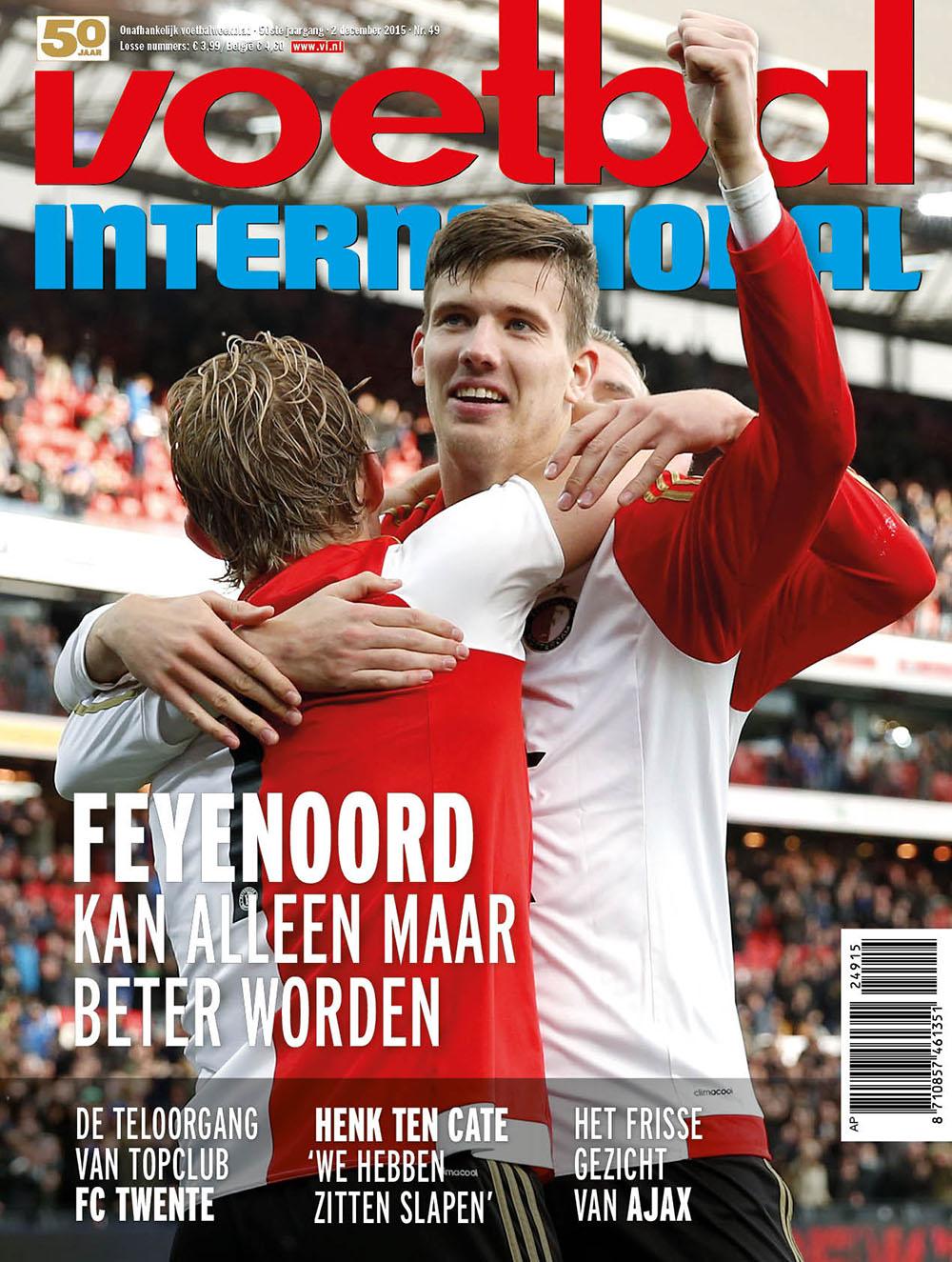 Cover VI 49-2015 - Rotterdam