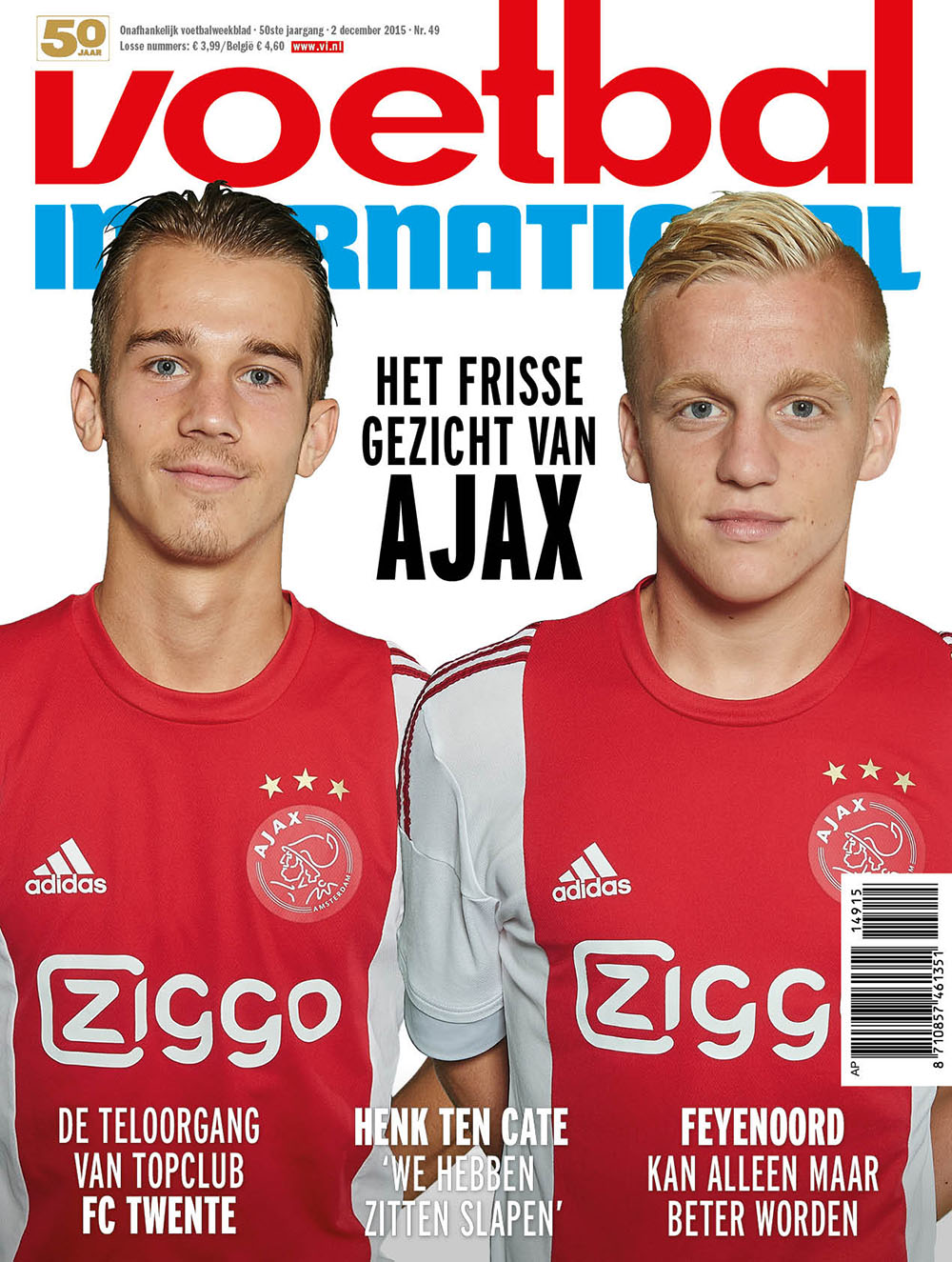 Cover VI 49-2015 - Amsterdam