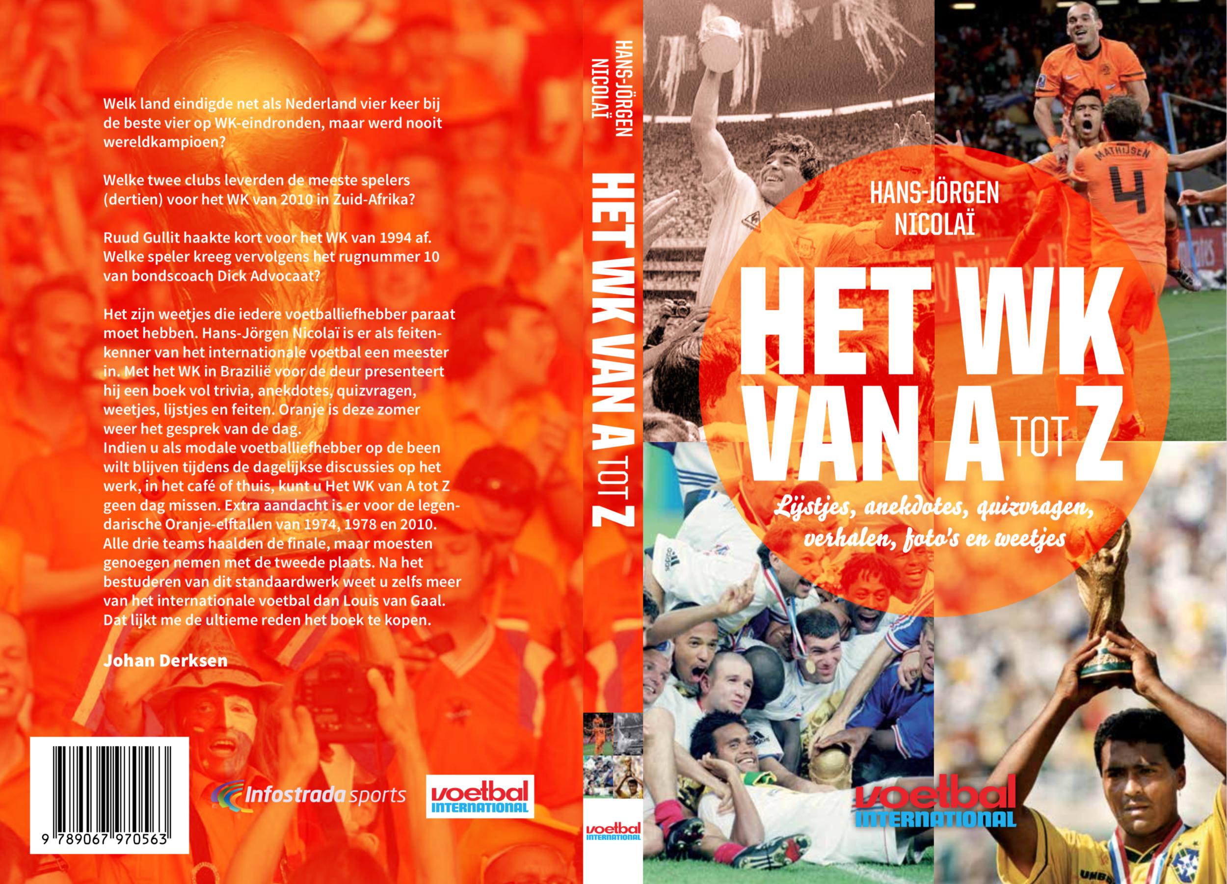 Cover 'Het WK van A tot Z'