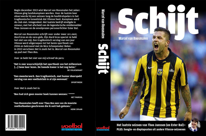 Cover 'Schijt'