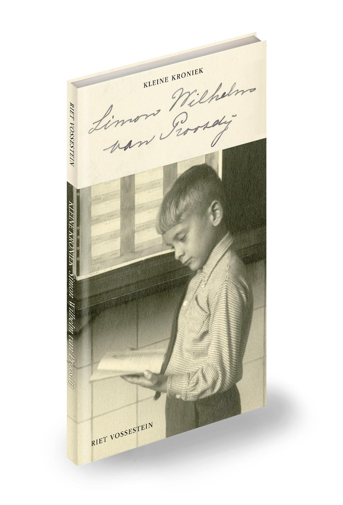 Cover 'Simon Wilhelm van Proosdij'