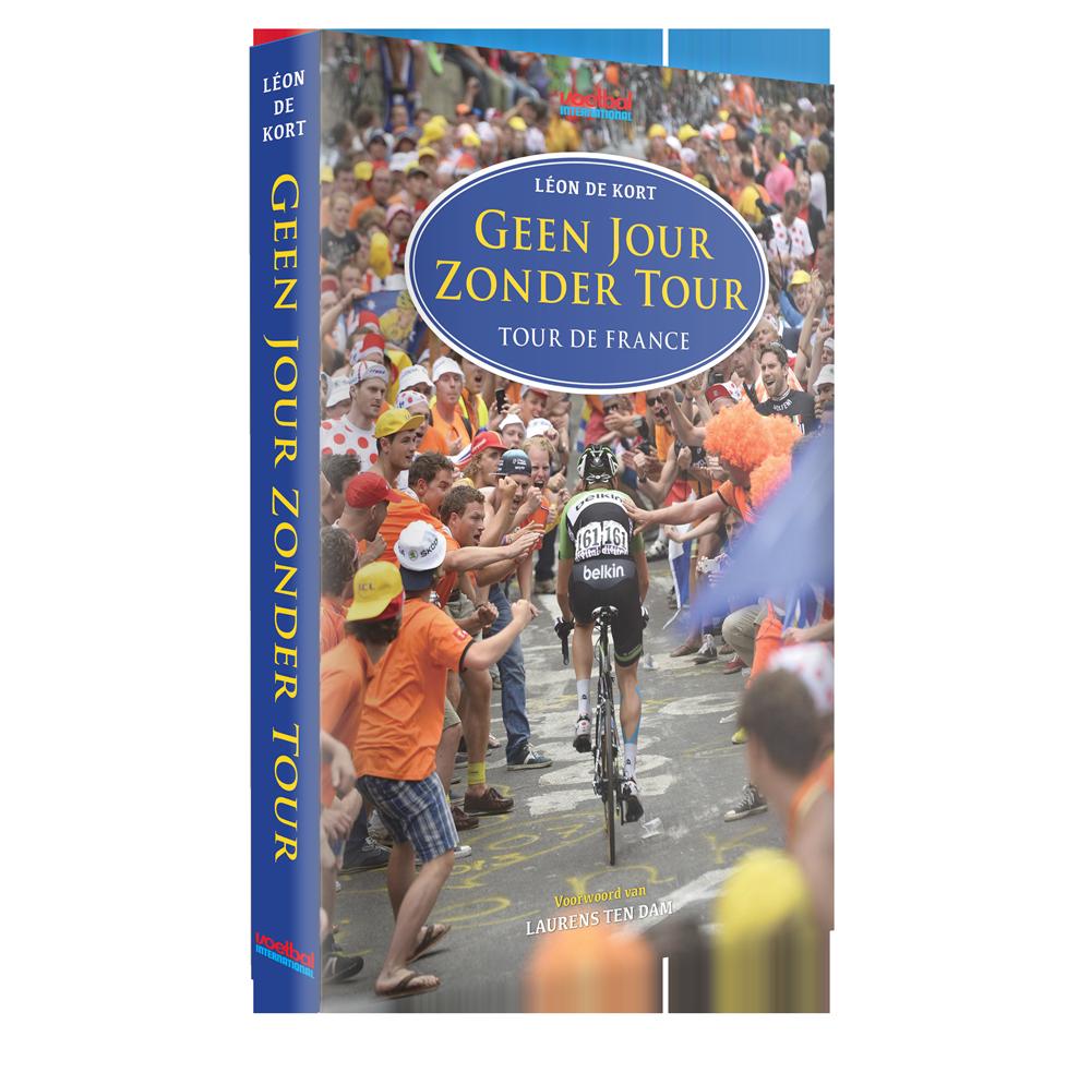 Cover 'Geen Jour Zonder Tour'