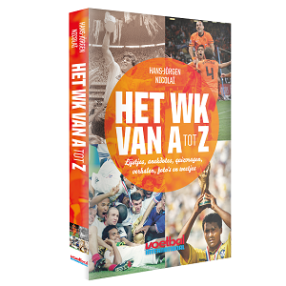 Cover 'Het WK van A to Z'