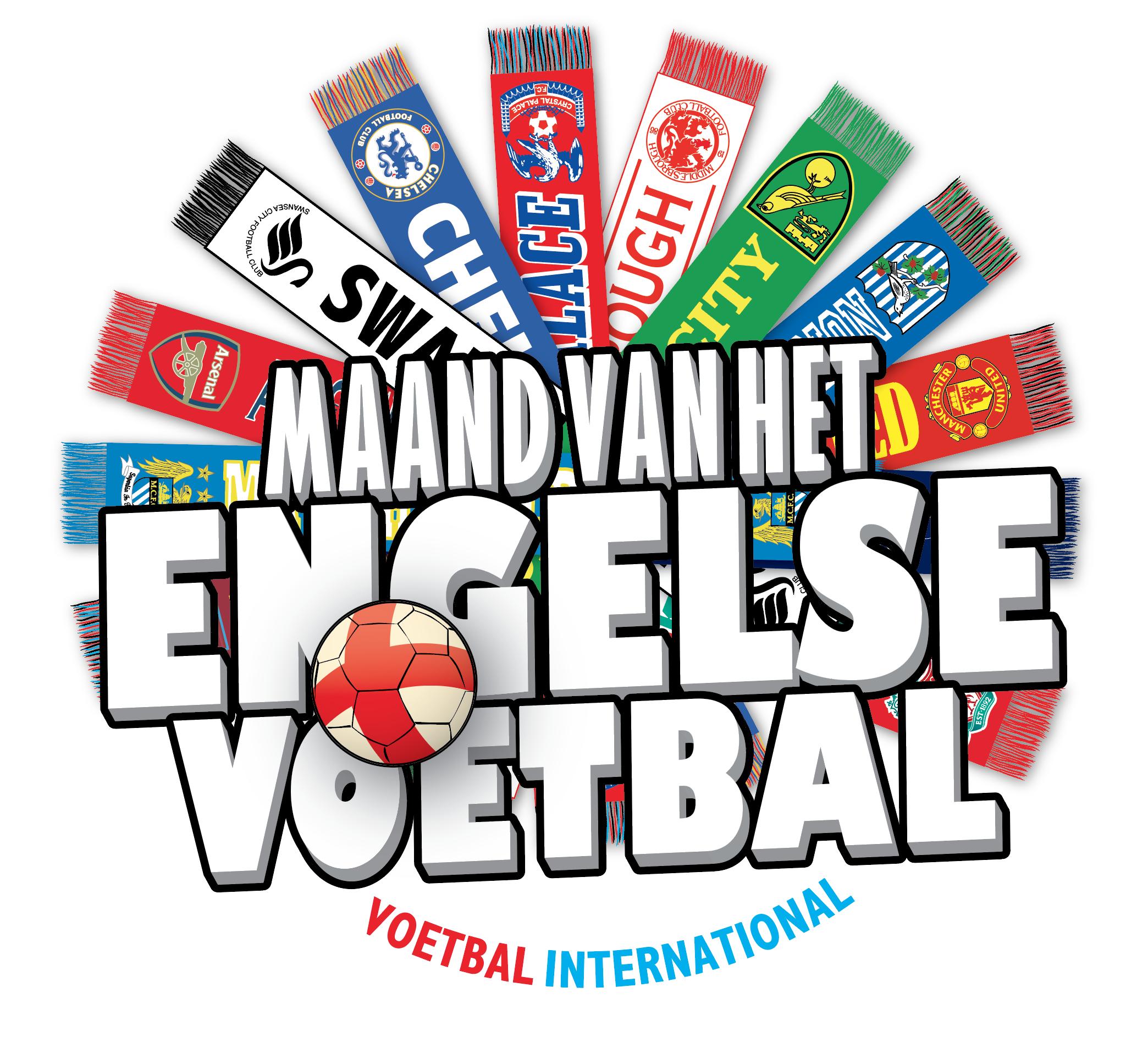 Logo Maand van het Engelse voetbal