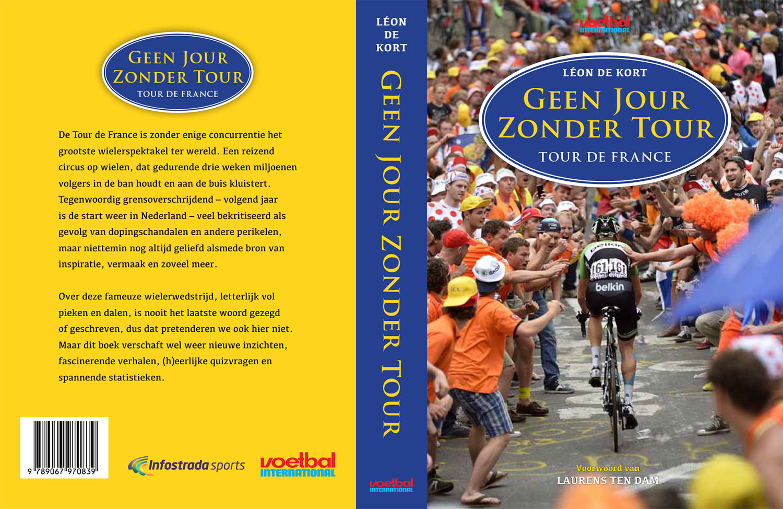 Geen Jour Zonder Tour (Cover plat)