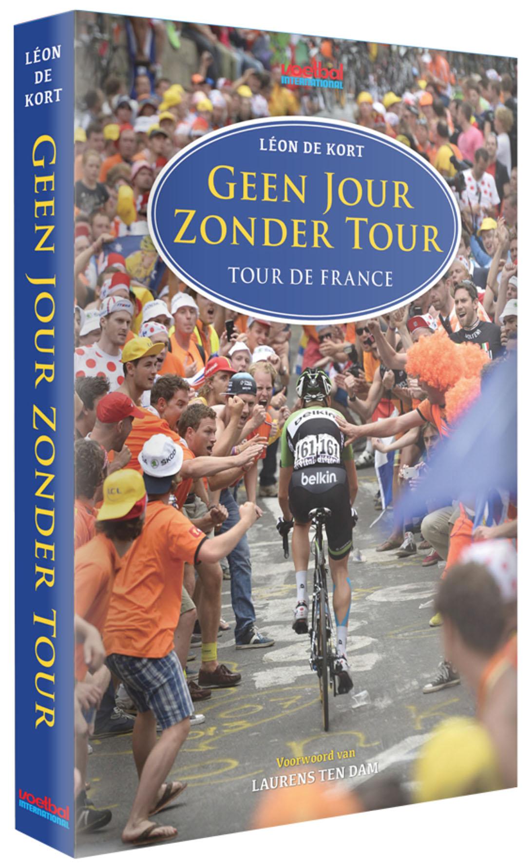 Geen Jour Zonder Tour (3D Cover)