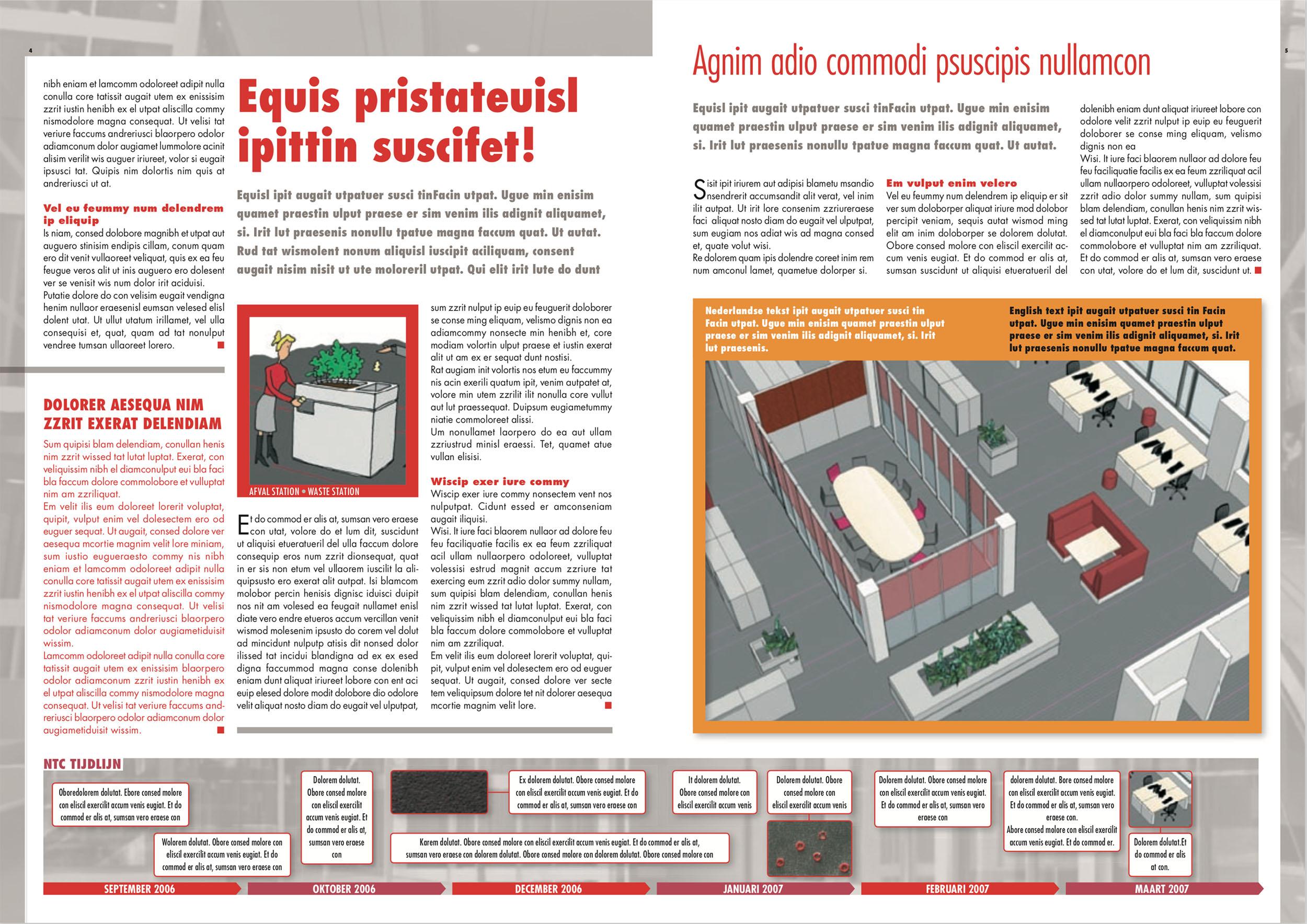 Nieuwsbrief SRTCA in beweging (pagina 4-5)