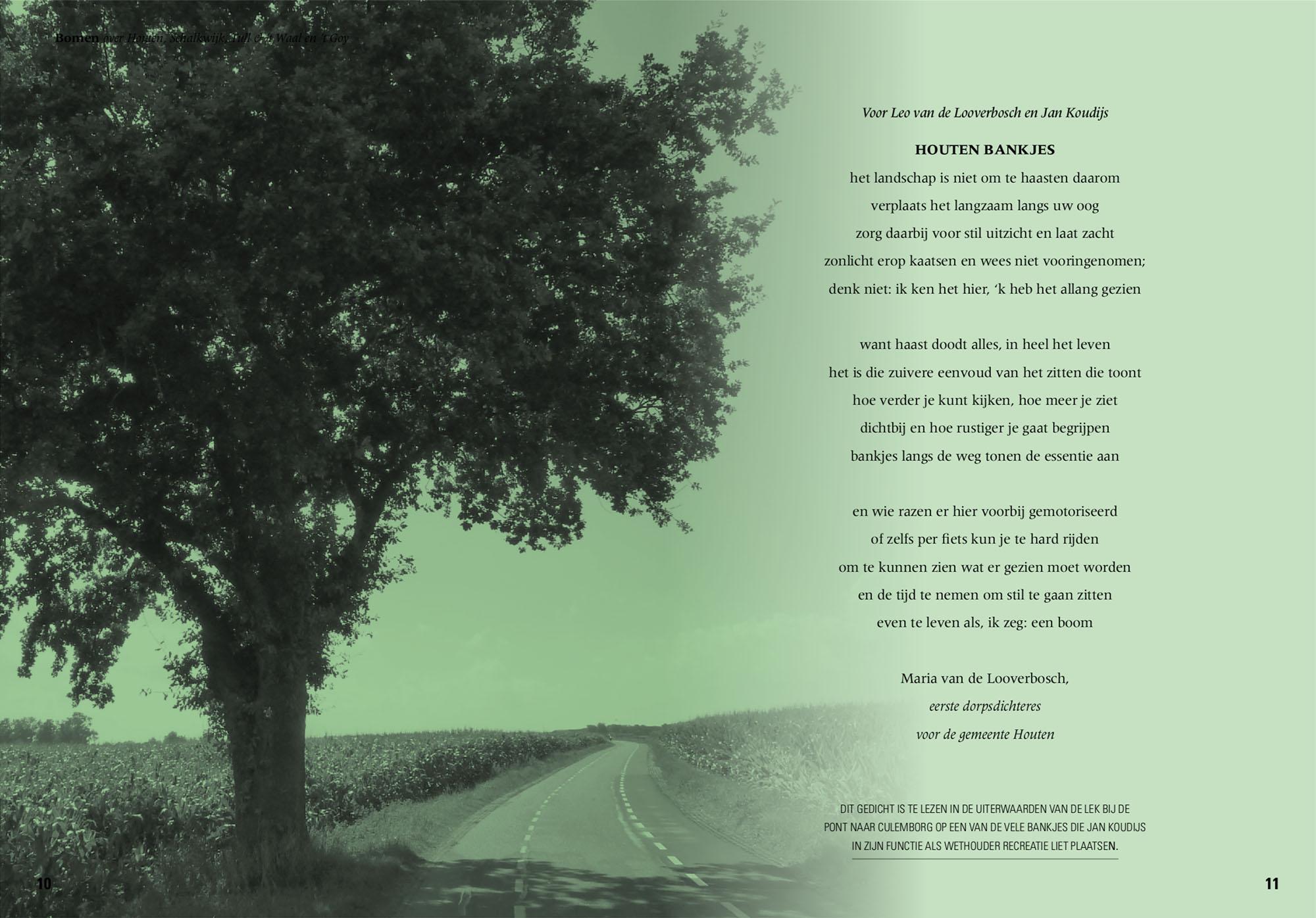 Bomen (opgedragen aan)