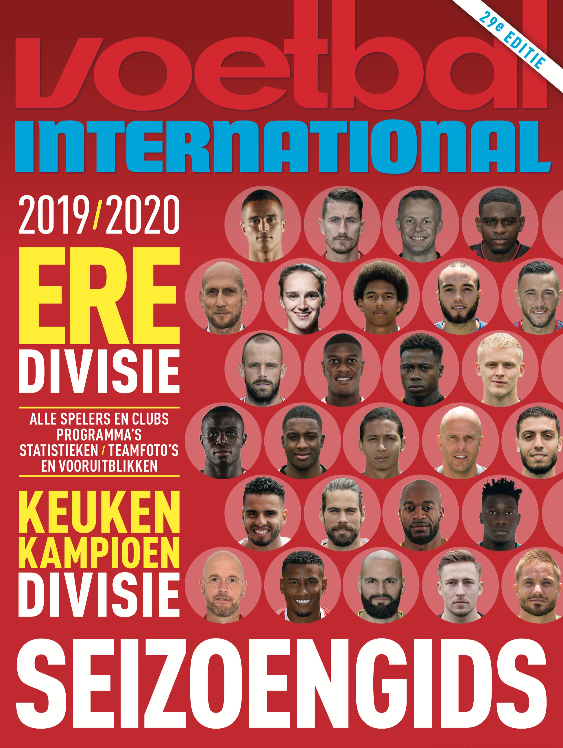 Cover Voetbal International seizoengids 2019-20