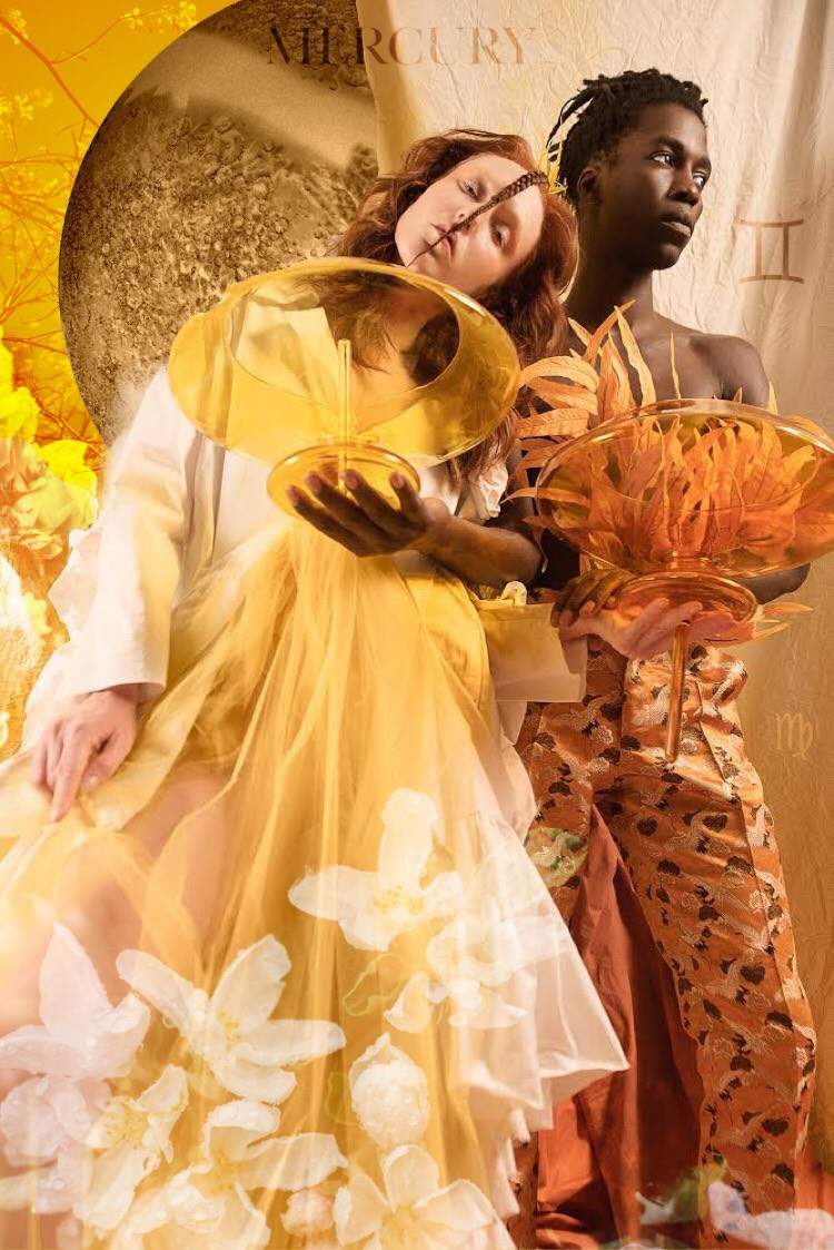 Her  Dress Daria D'ambrosio  Him  Trousers: Yezael by Angelo Cruciani  Armonic Cup – Franco Rossi – Mercury Cups