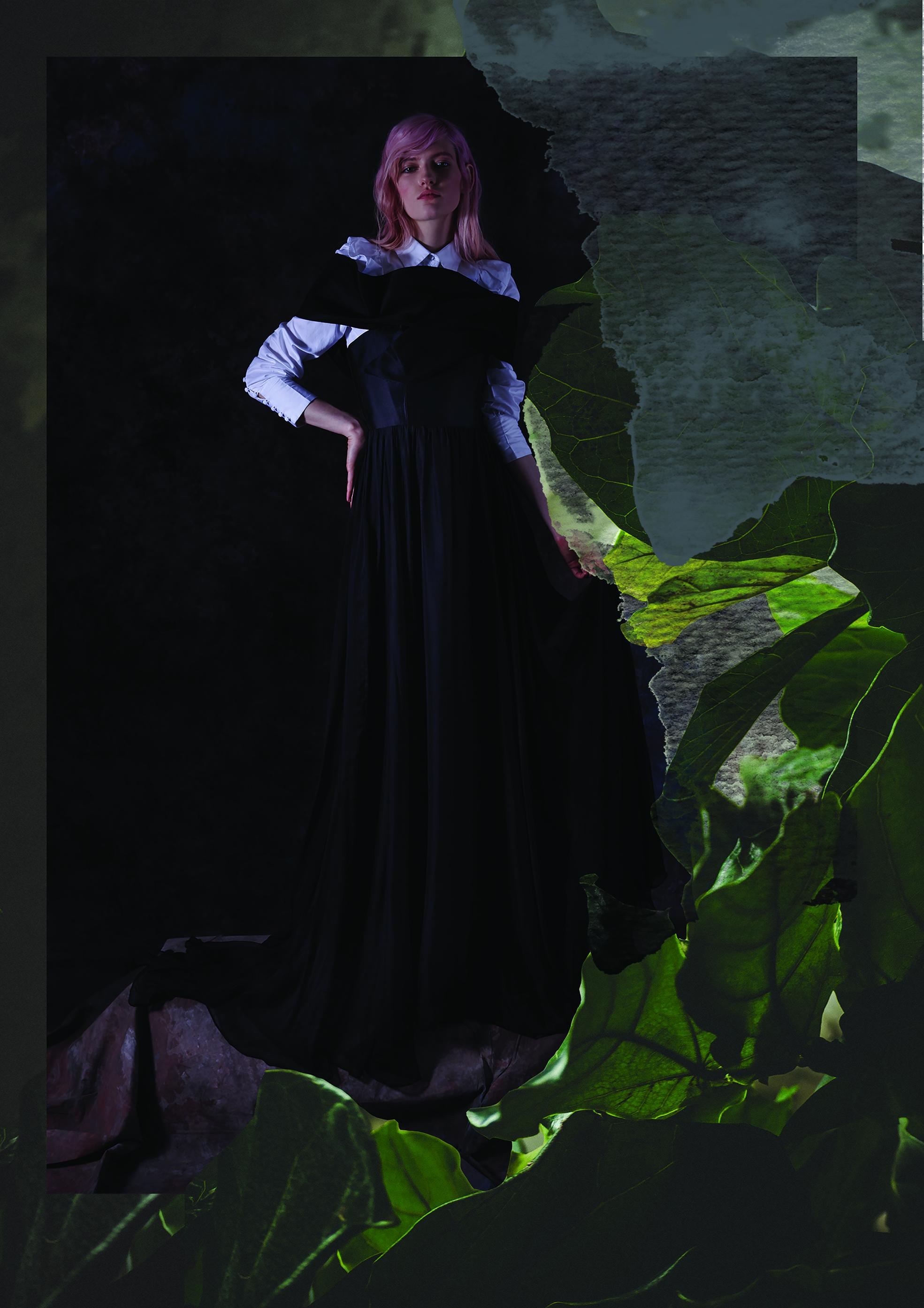 Dress FLORIANE FOSSO. Dress LEANNE MARSHALL