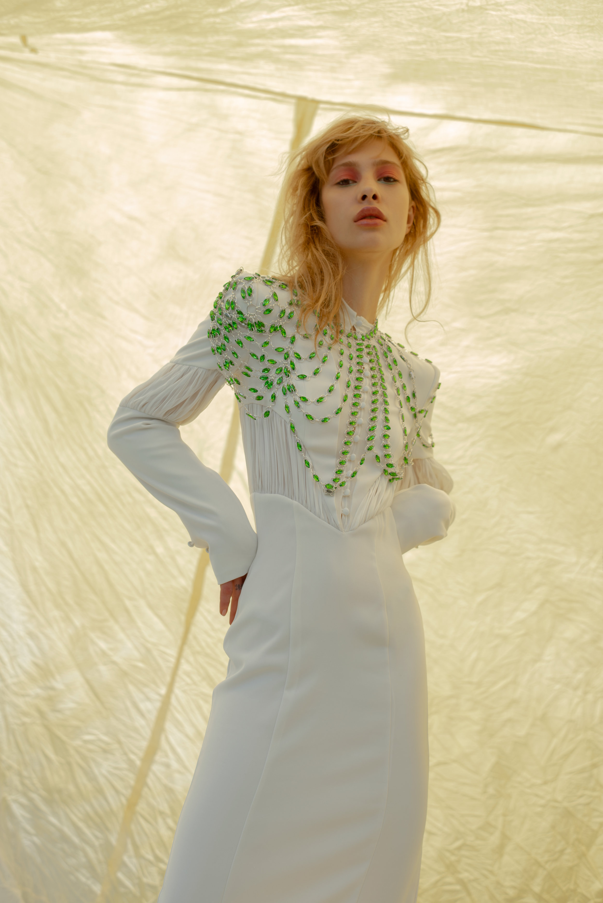 Dress SALVATORE VIGNOLA Jewels MEDORA