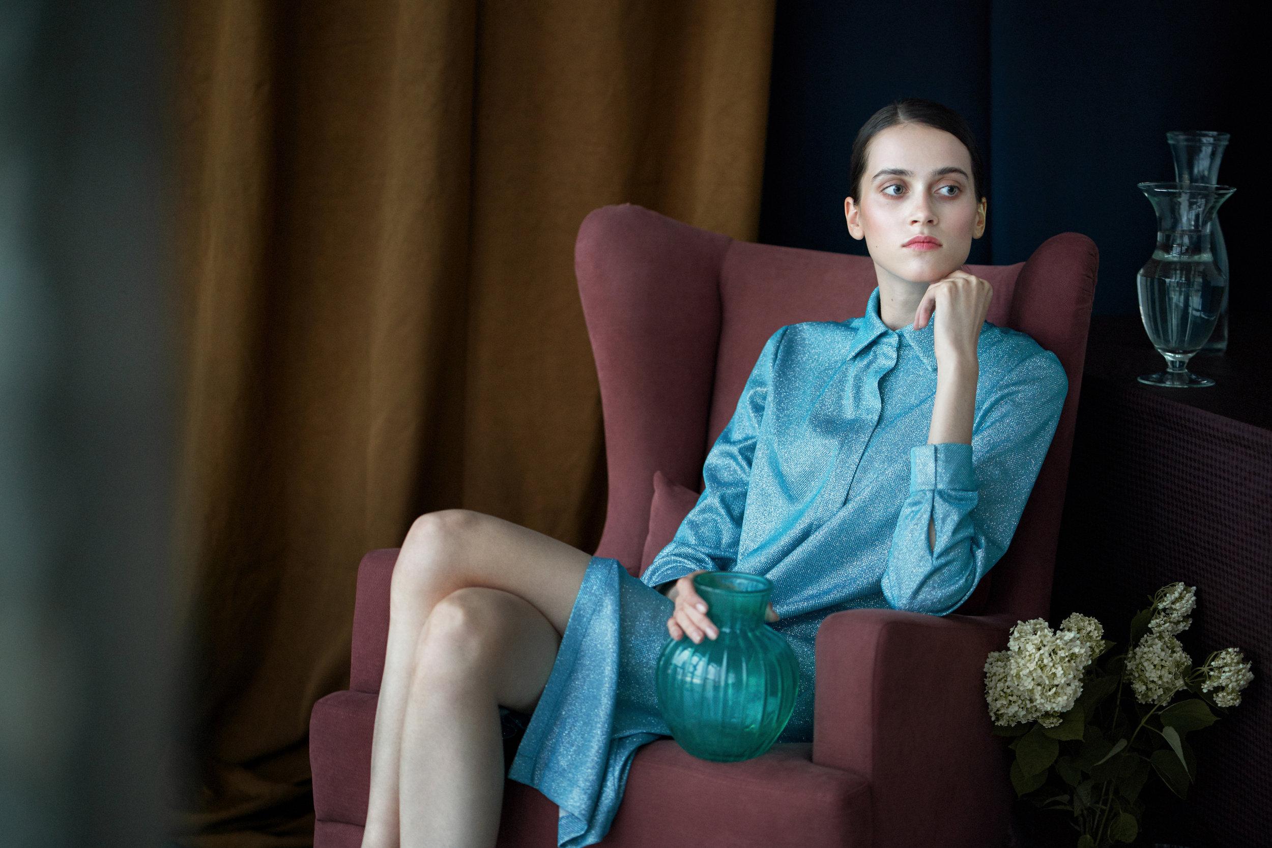 Dress Design Atelier Cotton @desing_atelier_cotton