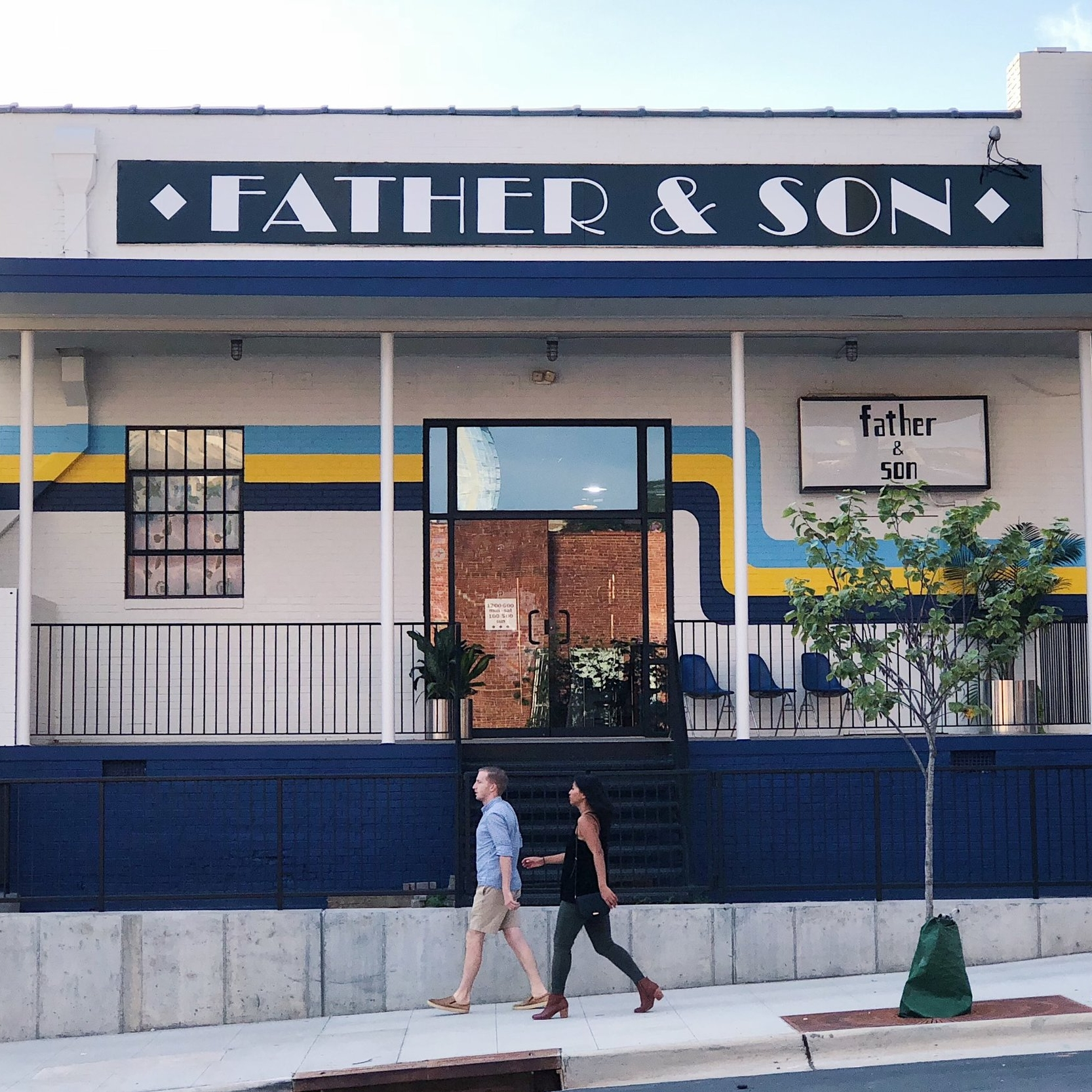 Father & Son Antiques - Vintage Mid Century Modern Home Furnishings, Vintage Clothing and Records.302 S West St