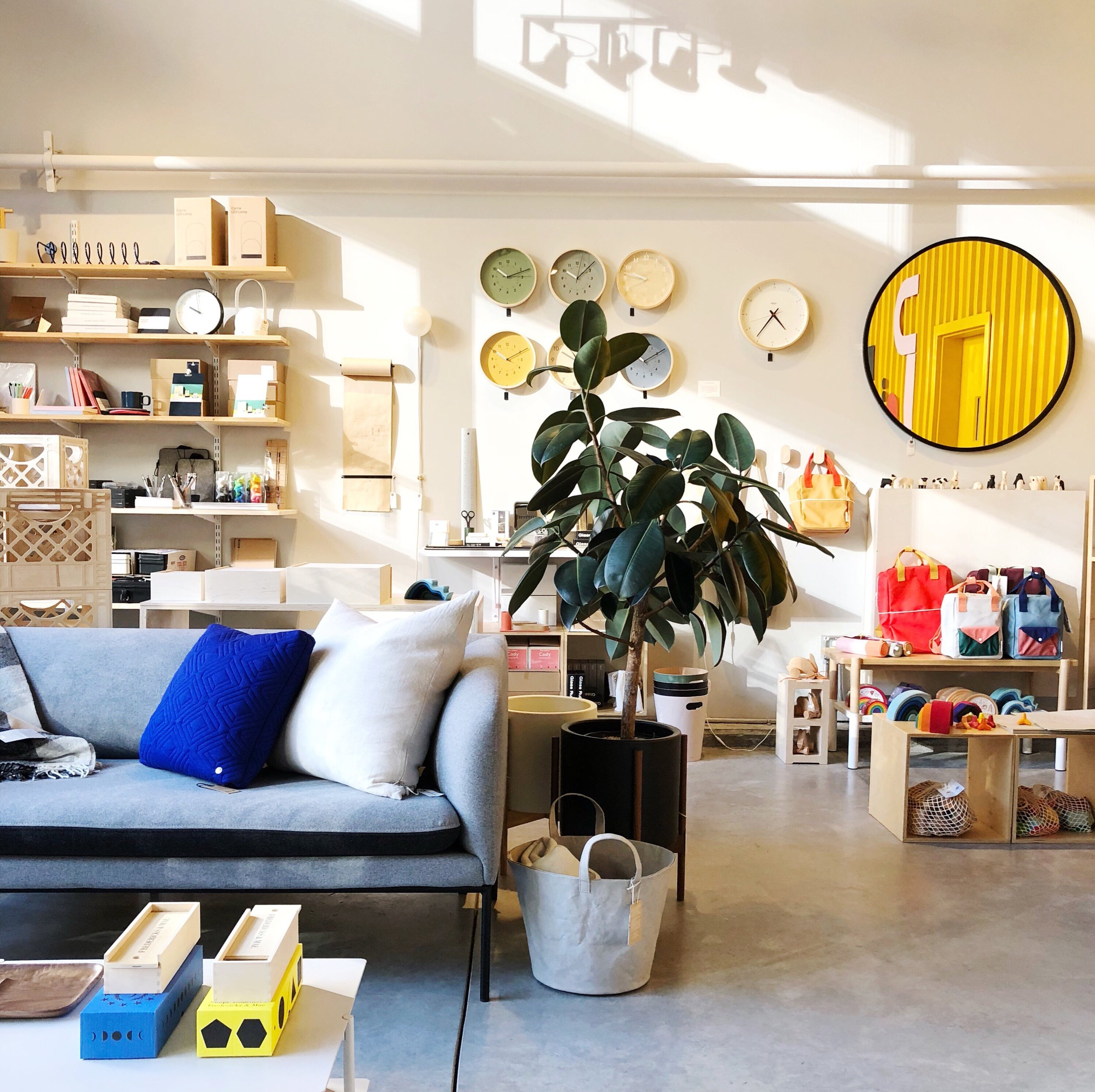 Port of Raleigh - Where modern, simple, fun & functional designs come together, for you and your home #experienceyoureveryday416 S McDowell St.