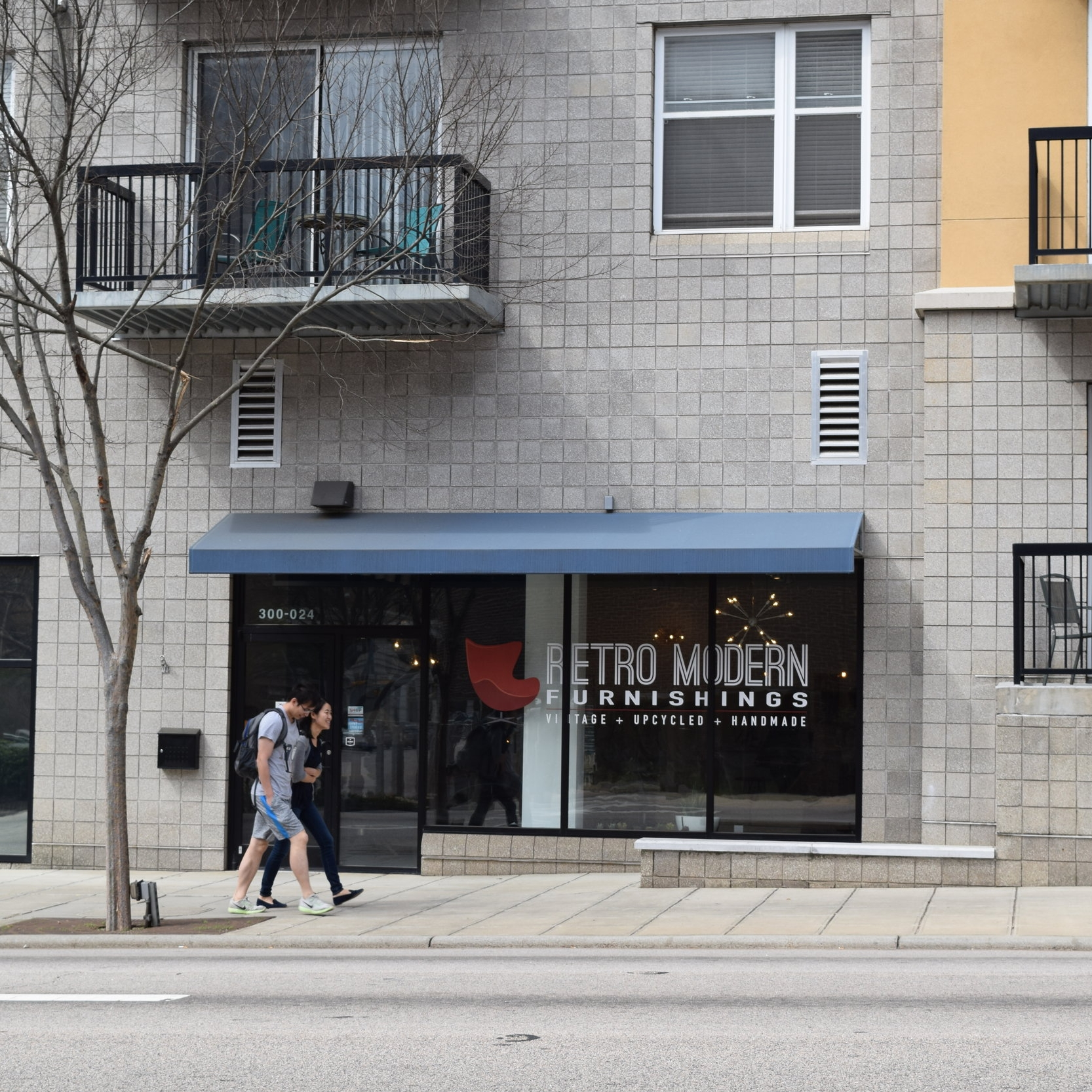 Retro Modern Furnishings - A furniture store specializing in vintage and new, handmade furnishings and home decor.300 W Hargett St #24(storefront on Dawson St.)