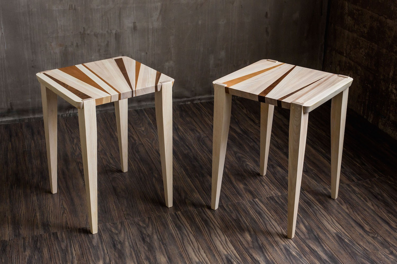 Studio Moe Cascadia Side Tables