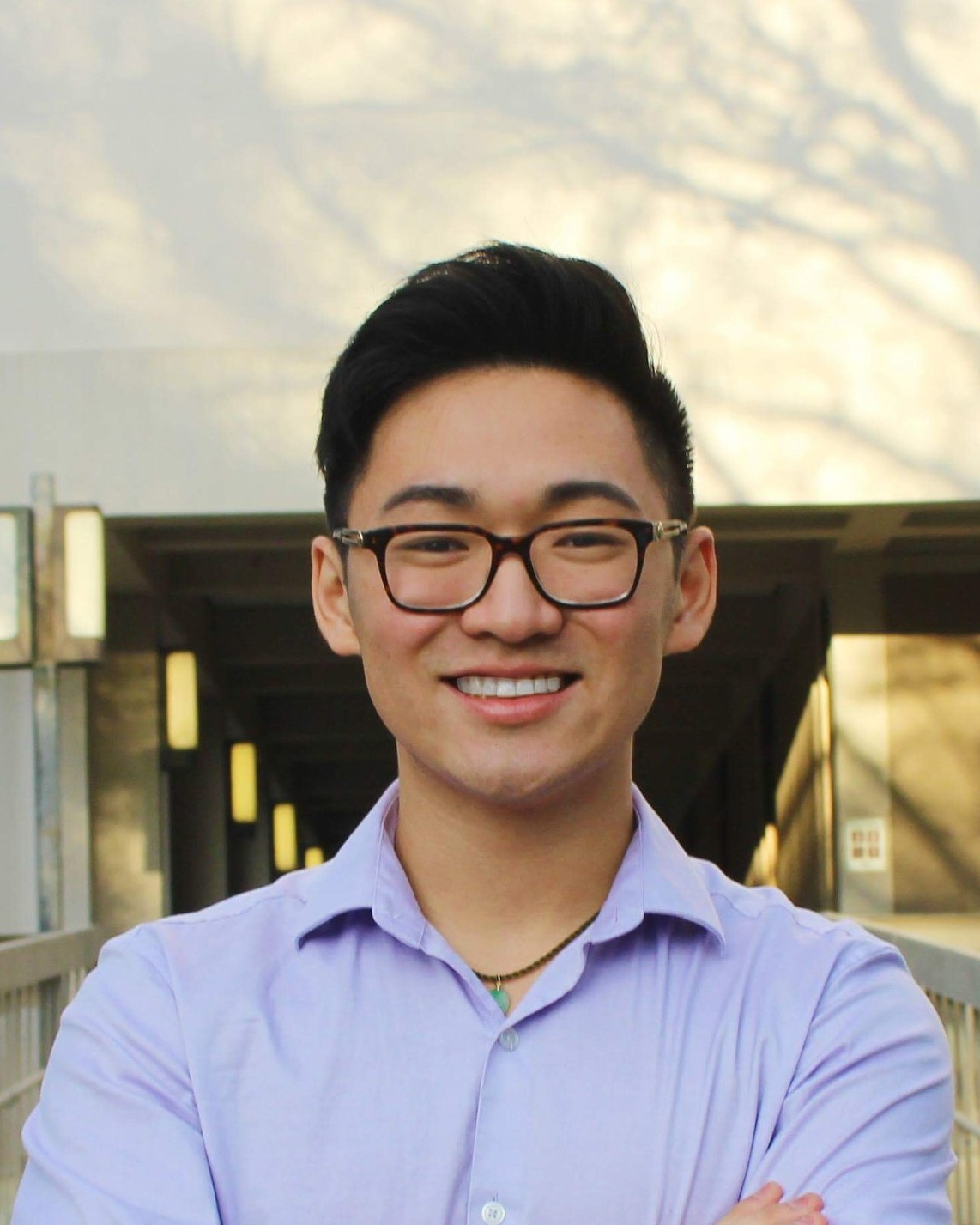 SIMON CHANG  Structures Co-Lead /  Project Manager