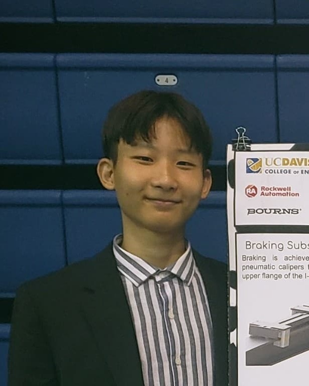 ANDREW KIM  Structures Member