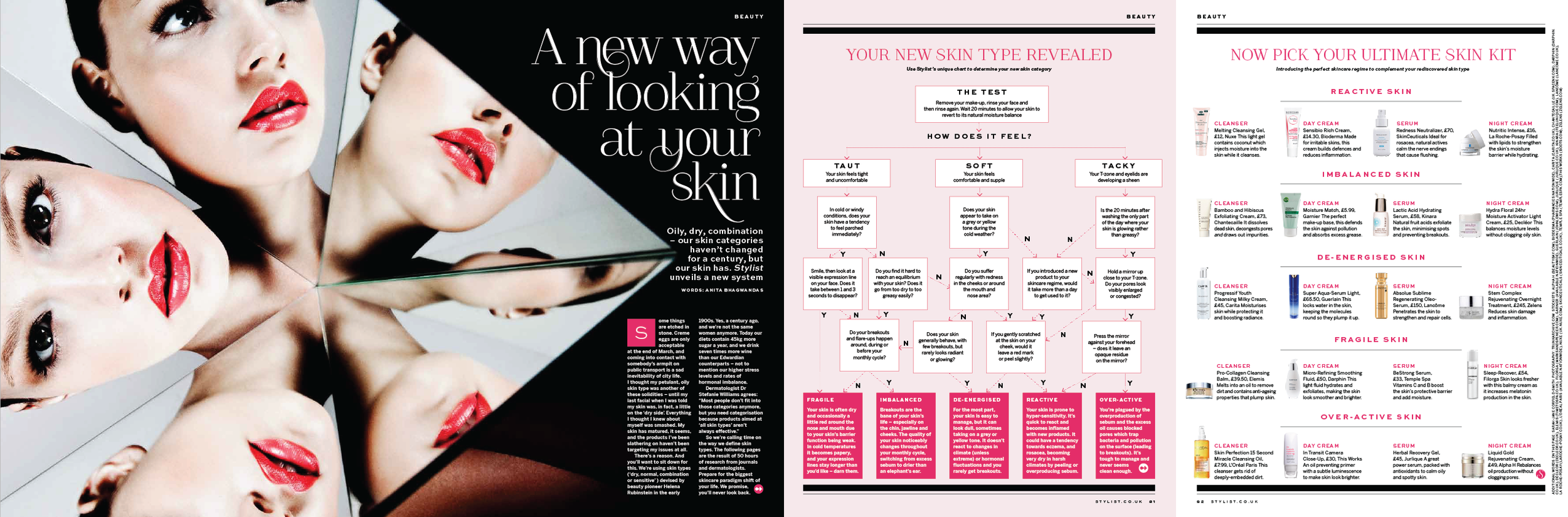 STYLIST - A NEW WAY OF LOOKING AT YOUR SKIN