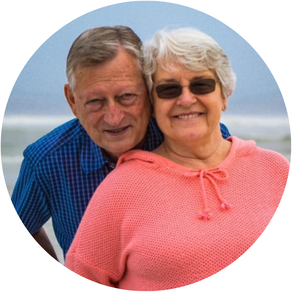 """""""The Mandarin family took us in with open arms when we were were broken and hurting from circumstances over the last 2 years. No questions asked; loved us and welcomed us in to God's family. It is a place to love and serve others and a place to be loved.""""- Steve & Sue Hayes -"""