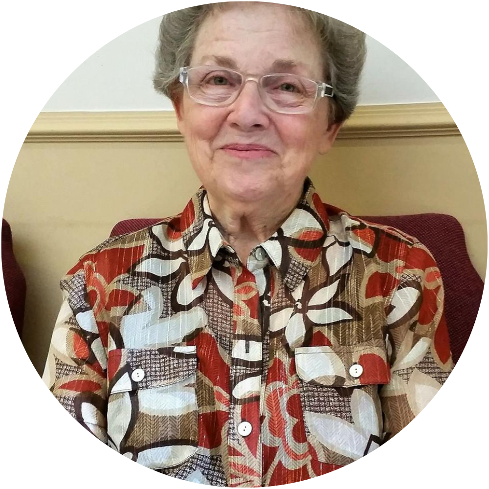 """""""I came to worship at Mandarin about 20 years ago. I hadn't had a Church home for many years. I knew this truly was a Family that Loved JESUS & each other. I first saw this through their willingness to pray for each other when needed, no matter the time of day. The women of Mandarin are always right beside you!""""- Rita Thompson -"""