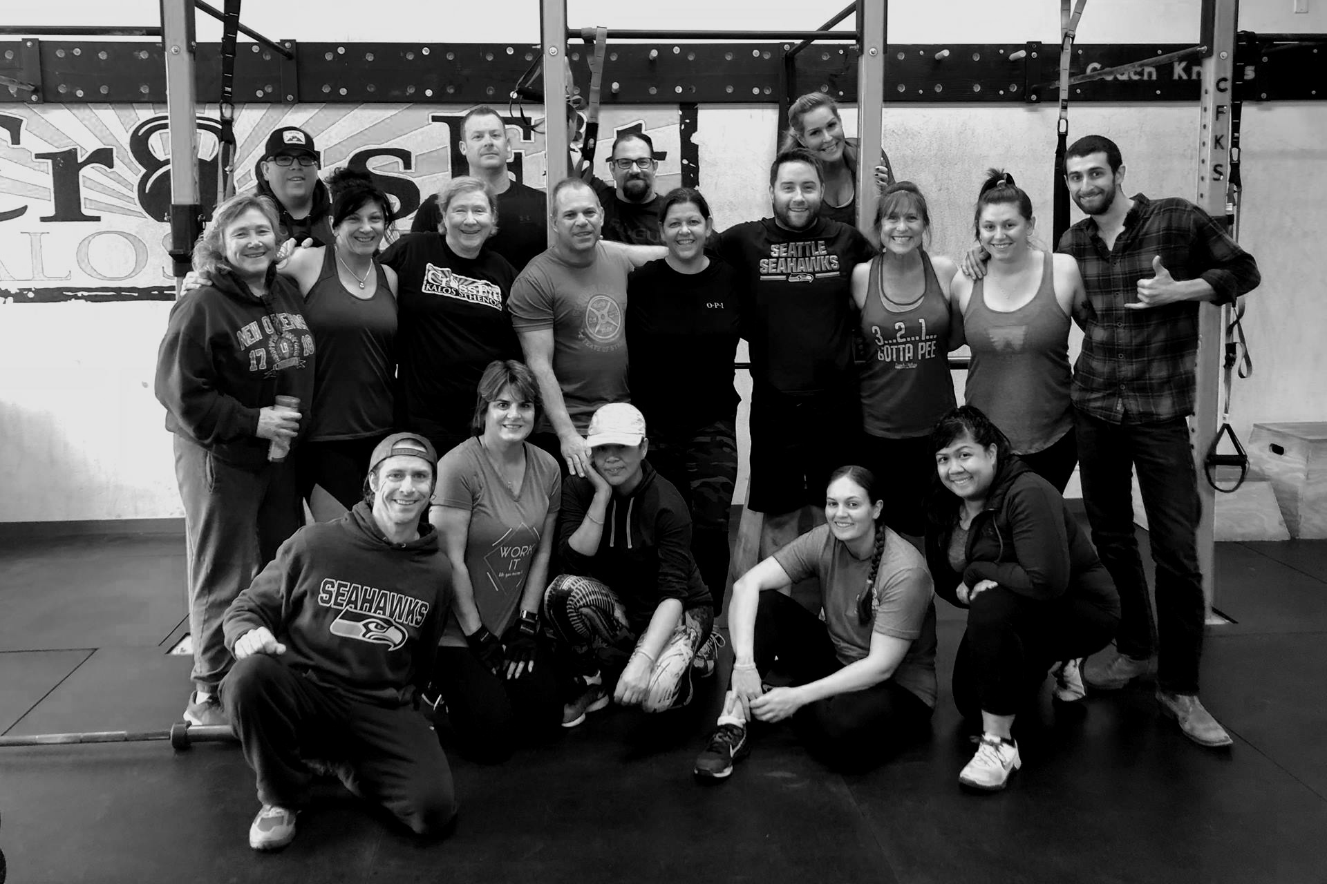 The Box - Click here to learn more about one of the oldest Crossfit Communities in Santa Clarita