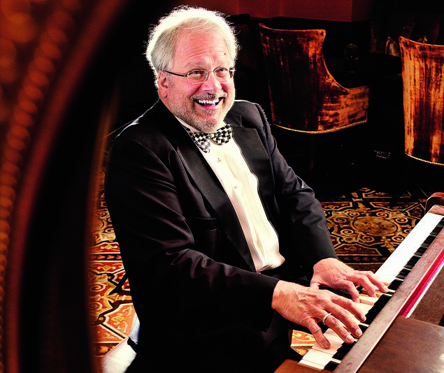 House pianist forThe Quill at the Jefferson - Catch Peter at The Quill at the Jefferson Hotel – in downtown Washington DC, mere blocks from the White House – where he plays every Tuesday through Saturday from 9pm till midnight.