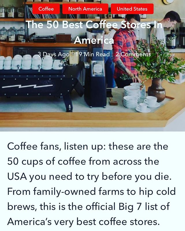 When one of your clients is in the top ten, of the top 50... Congratulations @littlegoatcoffeeroasting!  Proud of the way you do what you do! You are the G.O.A.T. For sure!  #littlegoatcoffeeroasting #littlegoat #LGCR #coffee #fairtrade #organic #madewithlove #localDE #supportsmallbusiness #supportlocal #bigfootnaturalsales #bfns #ibelieveinyou