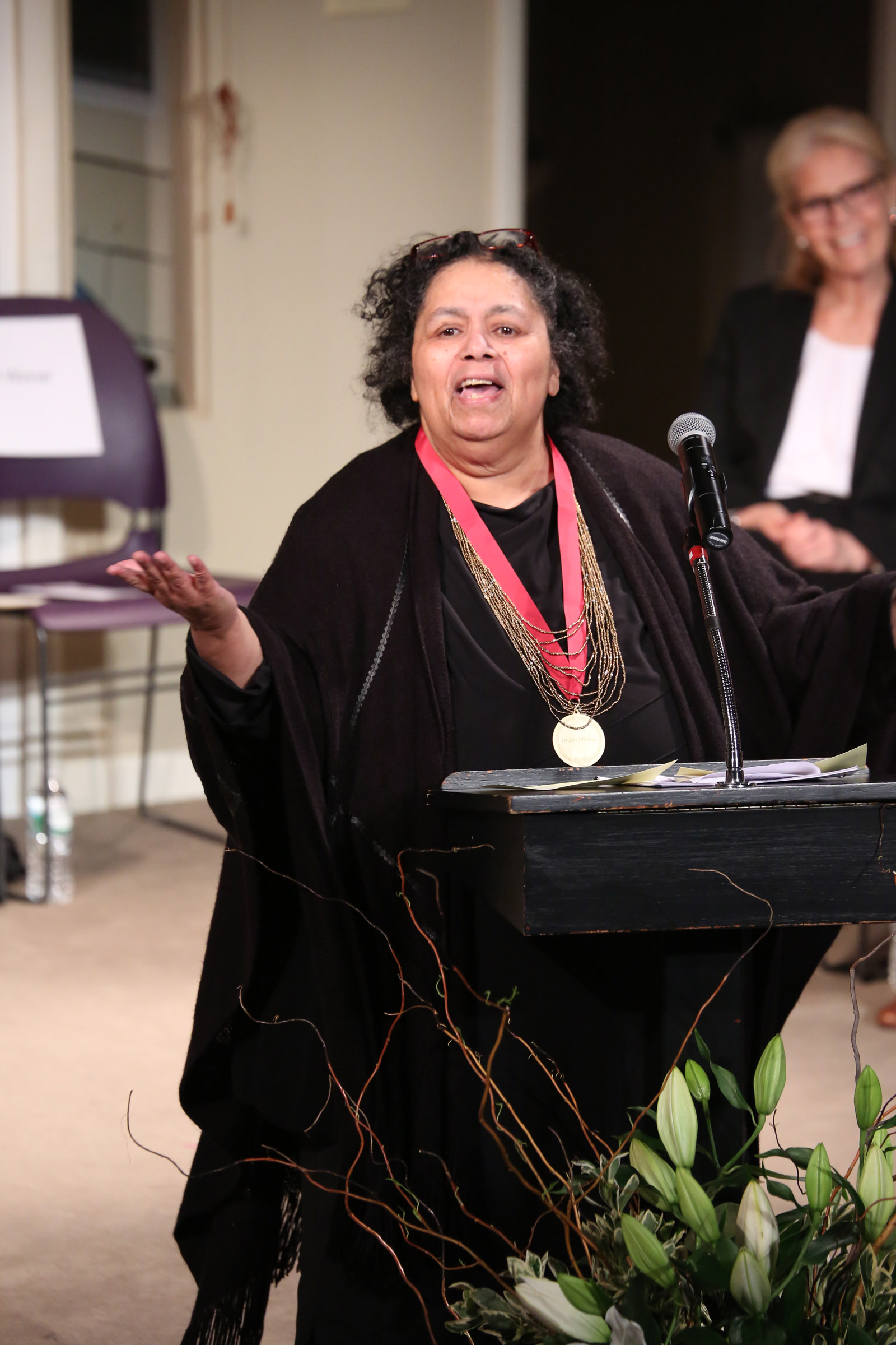 2015 LILLY AWARDS Photo 5 Diedre Murray. Photo by Walter McBride.jpg