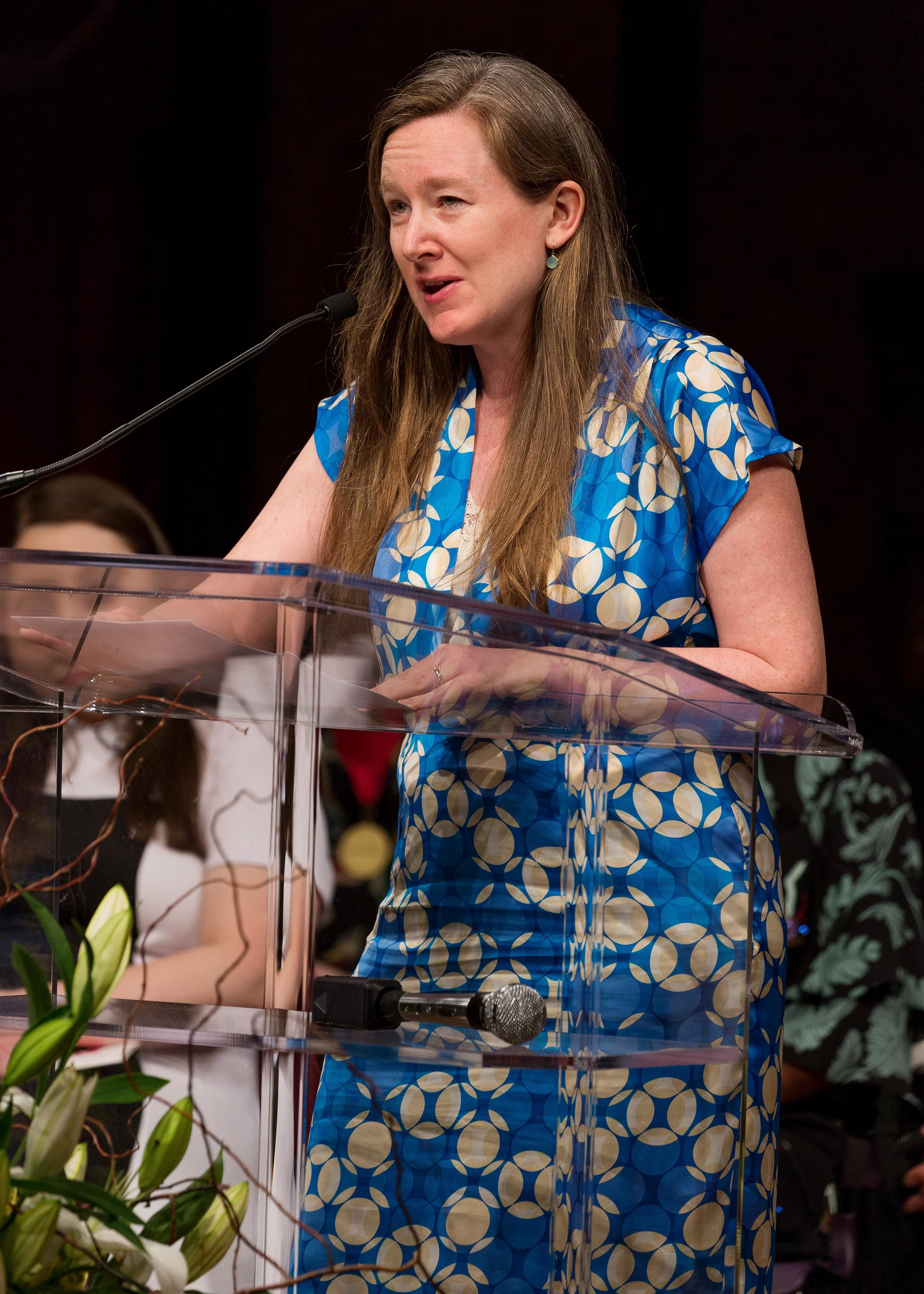 Lillys and Mothers - by Sarah RuhlOn May 22, 2017, Sarah Ruhl spoke about women in theater and theater criticism. The complete text from her speech is published here with Sarah's permission.
