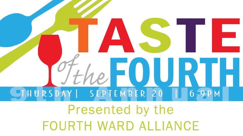 "Taste of the Fourth - My favorite ""Taste of"" event thanks to its intimate size and quality of restaurants."