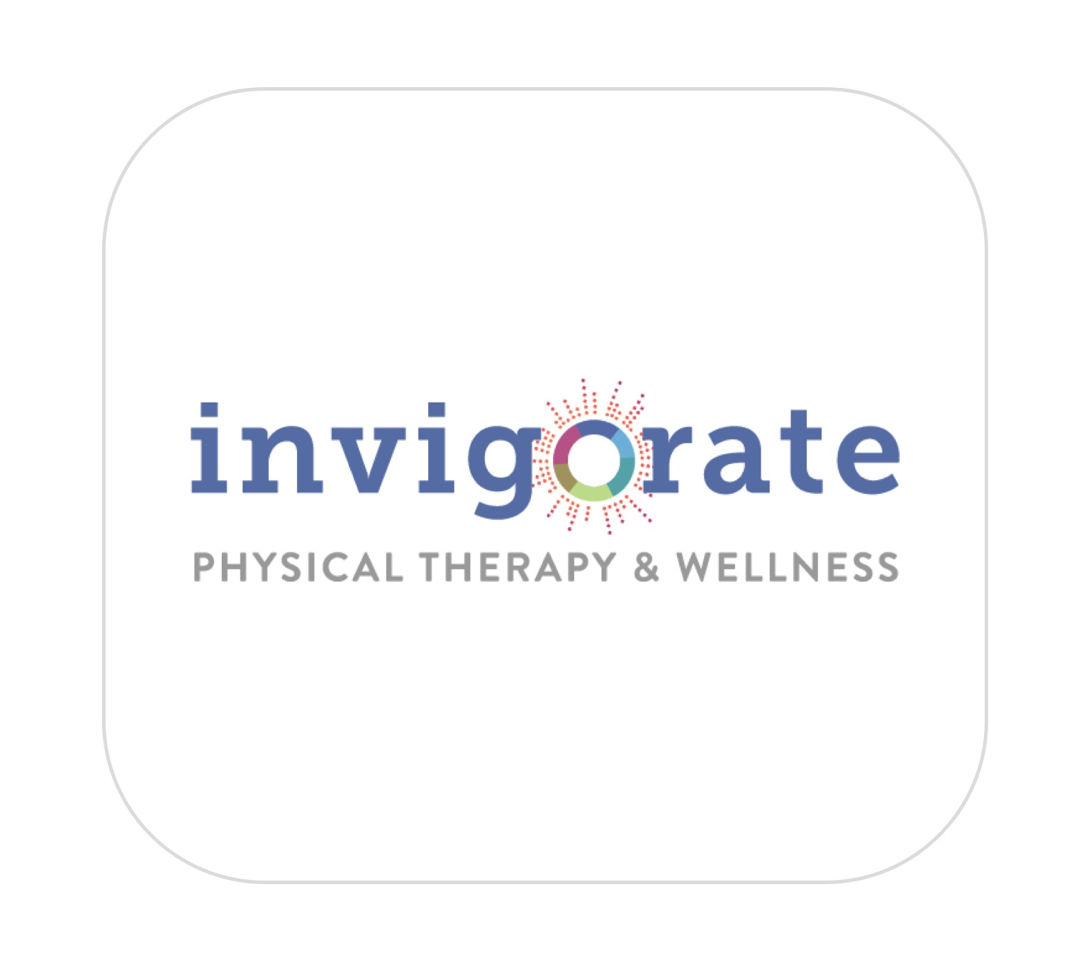 INVIGORATE - research study on health, wellness, & the Parkinsons' Disease community.