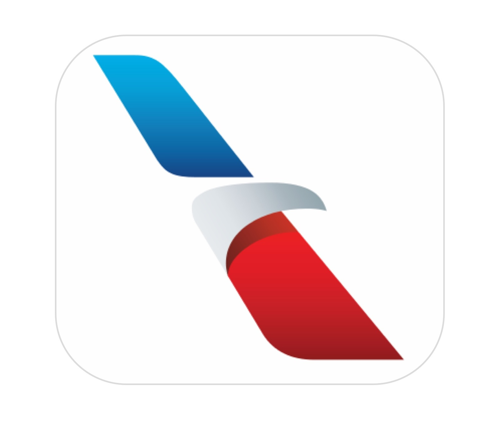 AMERICAN AIRLINES - airline app re-design project