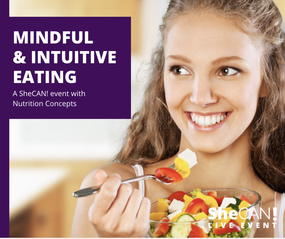 SheCAN! - Mindful Eating