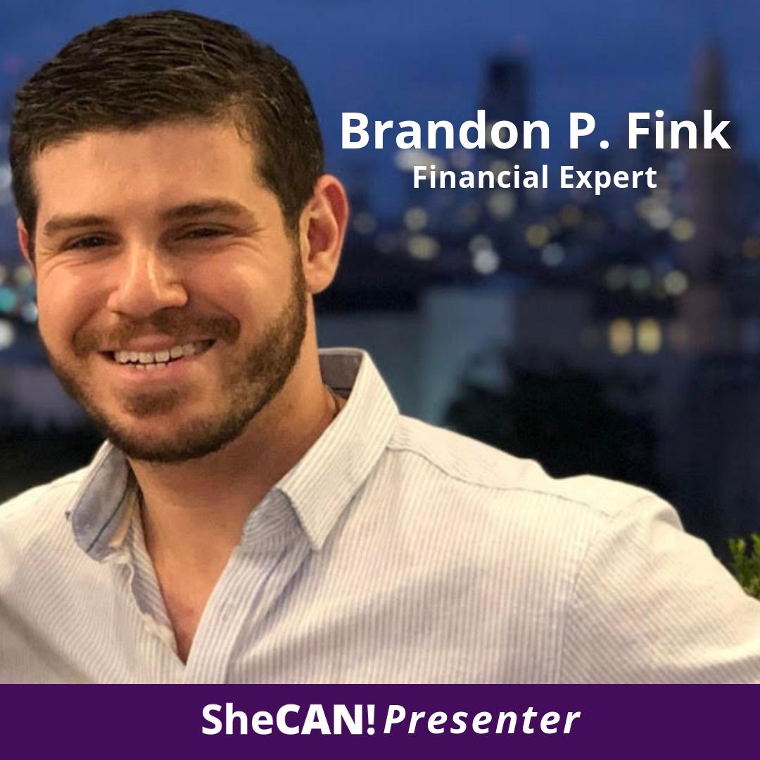 SheCAN! - Brandon P. Fink