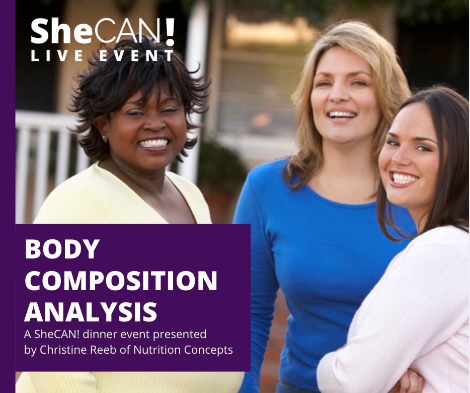 SheCAN! - Health & Wellness