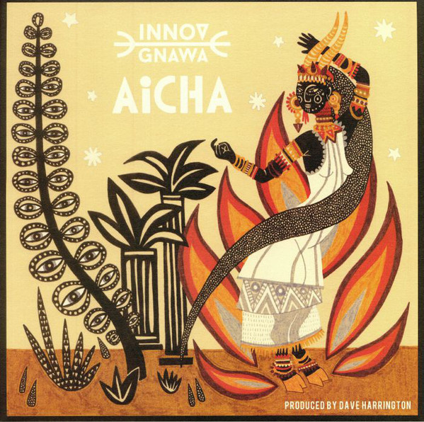INNOV GNAWA - AICHA (2018)    Produced & Mixed by Dave Harrington    Dave Harrington - guitars, electronics, synth