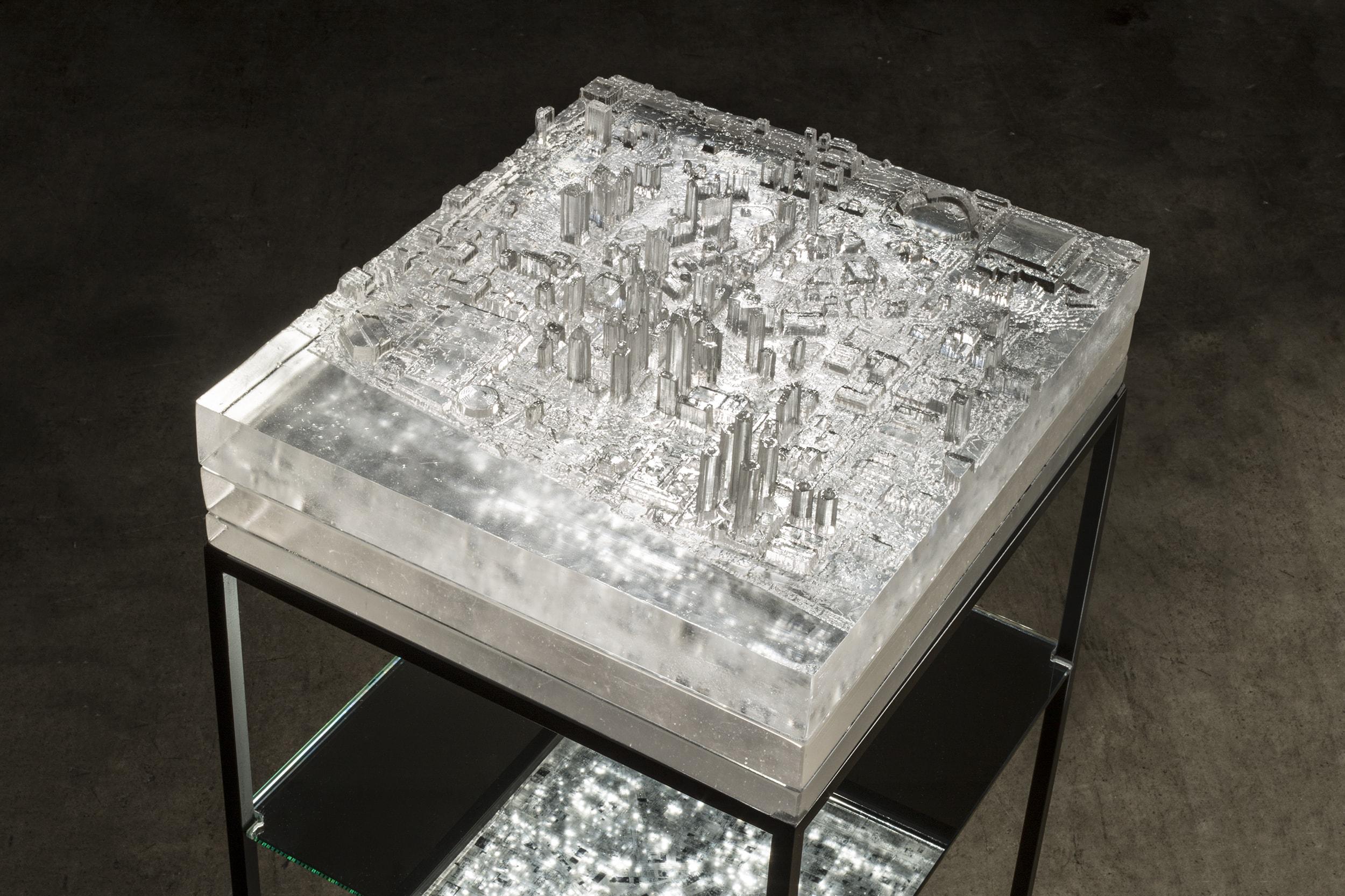 Mining Industries: Detroit City Center