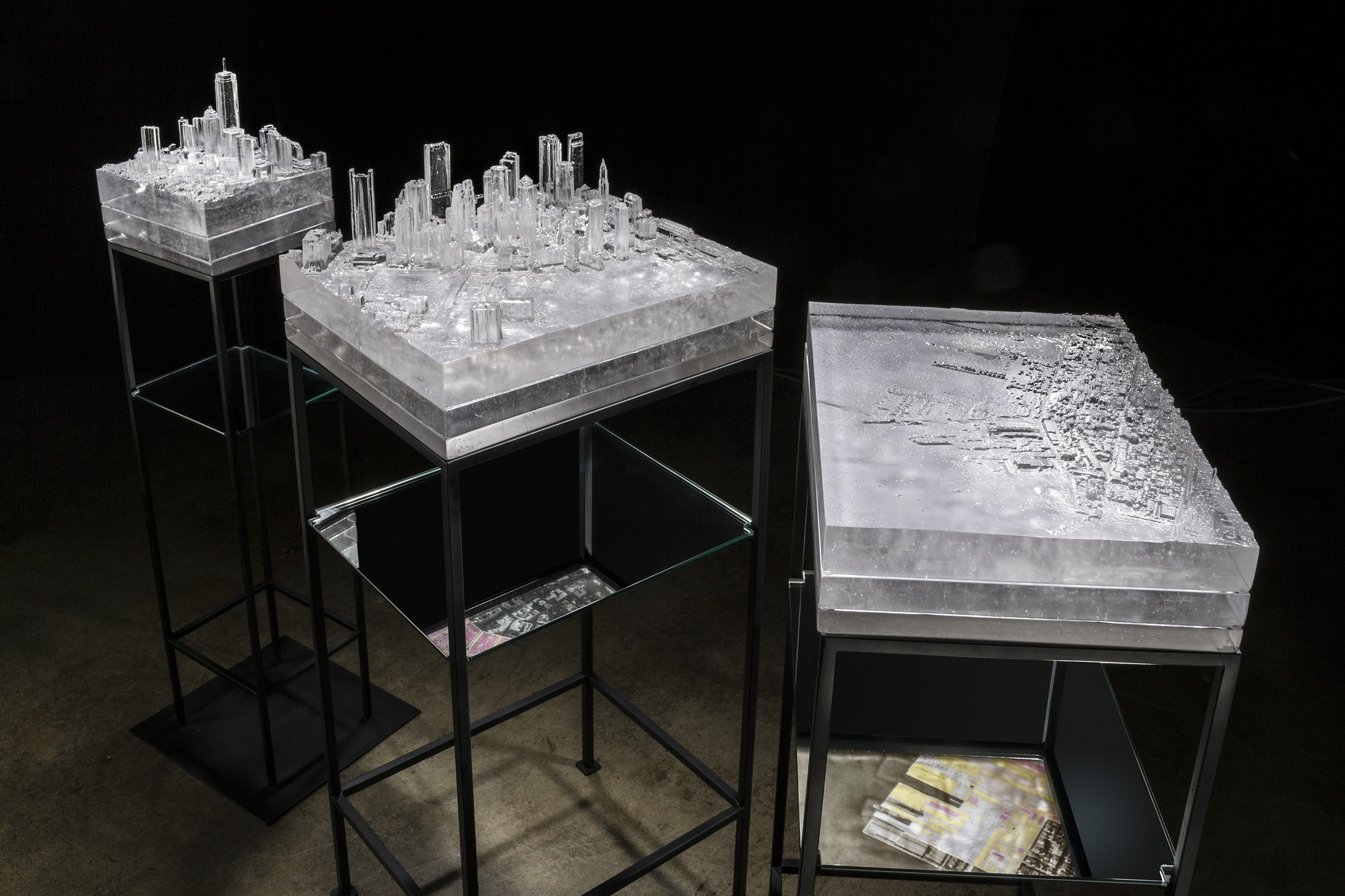 Mining Industries: Boston (installation view)