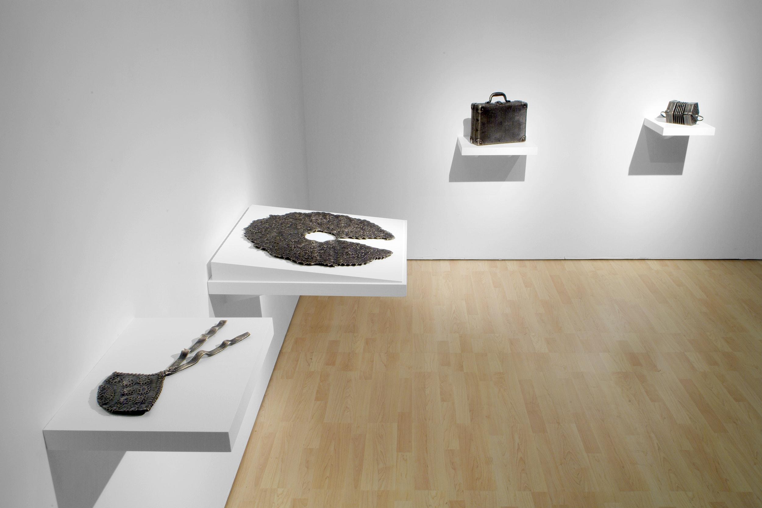 First Generation Artifacts (installation view)